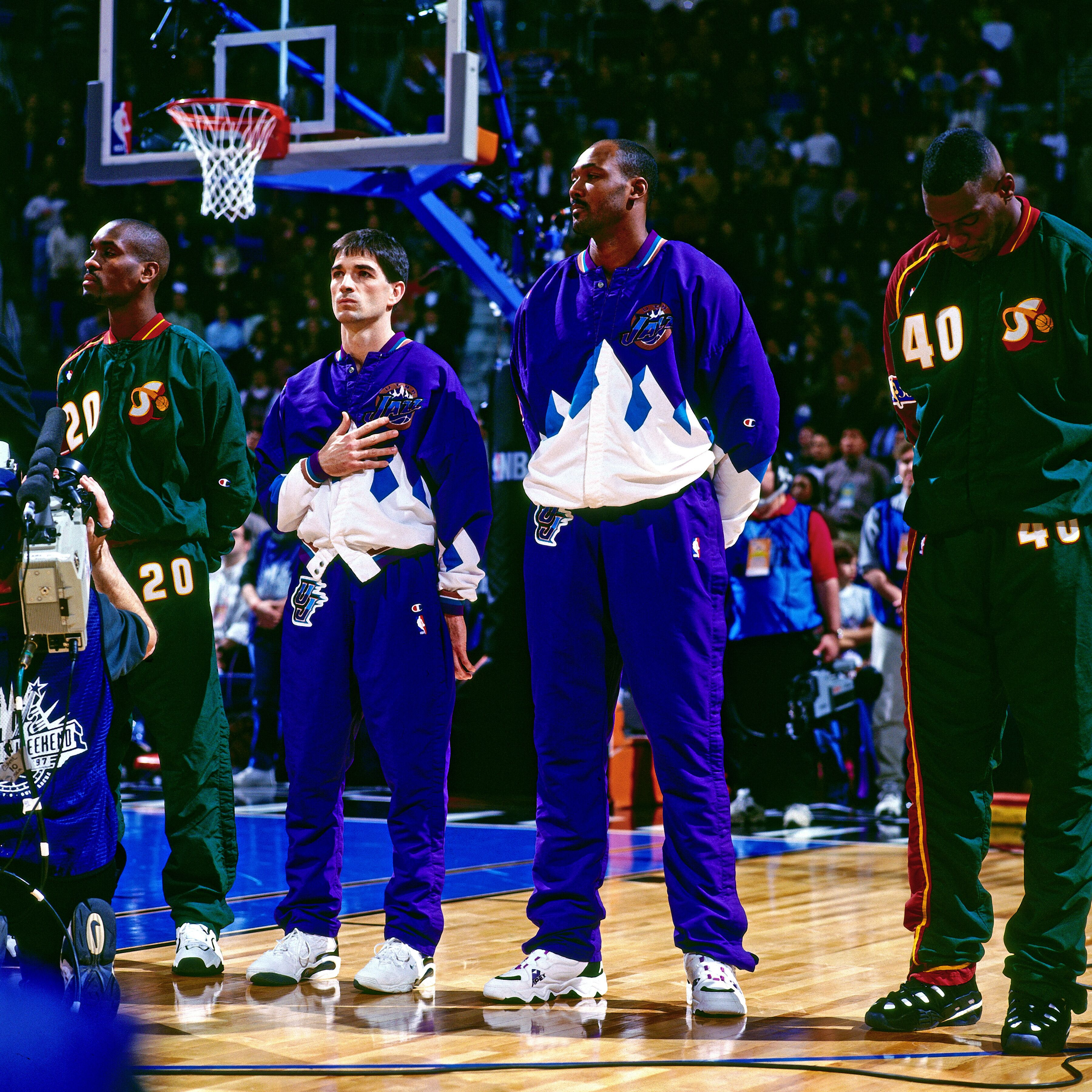 Utah Jazz  Ranking the team s best-ever All-Star Weekend moments 81304e7429