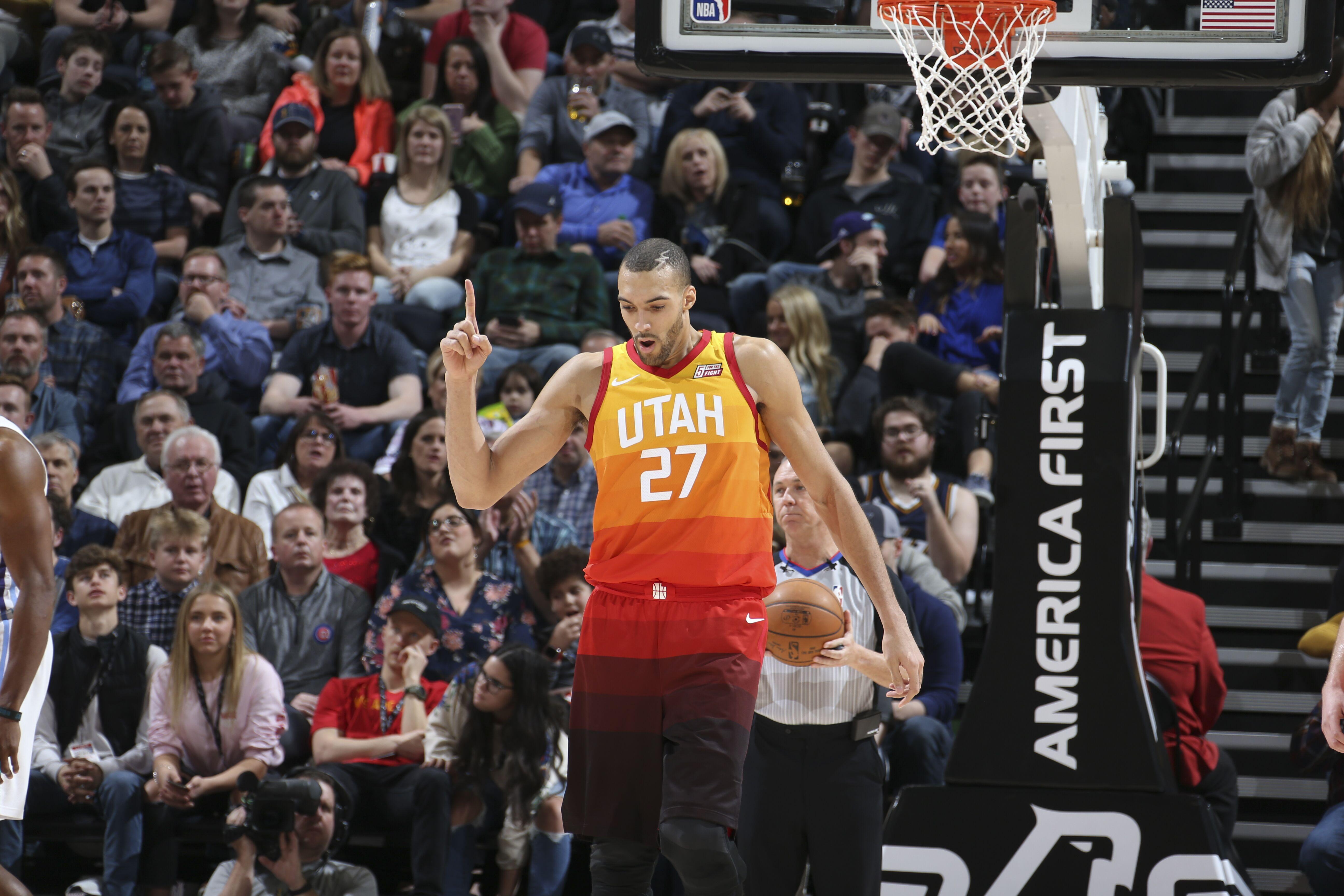 Utah Jazz vs. Portland Trailblazers  Can the Jazz make it 9 in a row  3528dd0bc