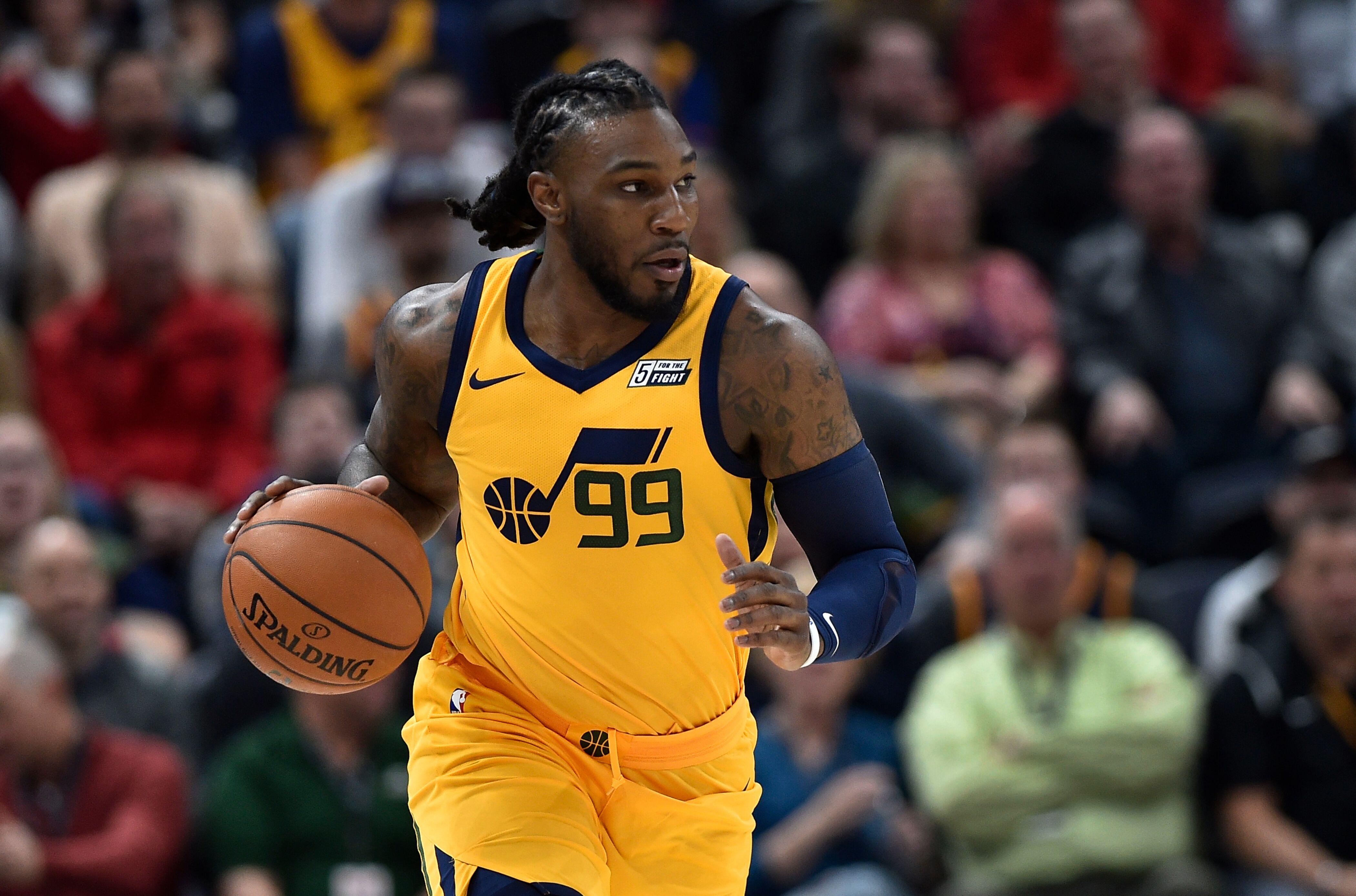 online retailer 71163 b4ff0 Utah Jazz: Three games in, Jae Crowder appears to be perfect fit