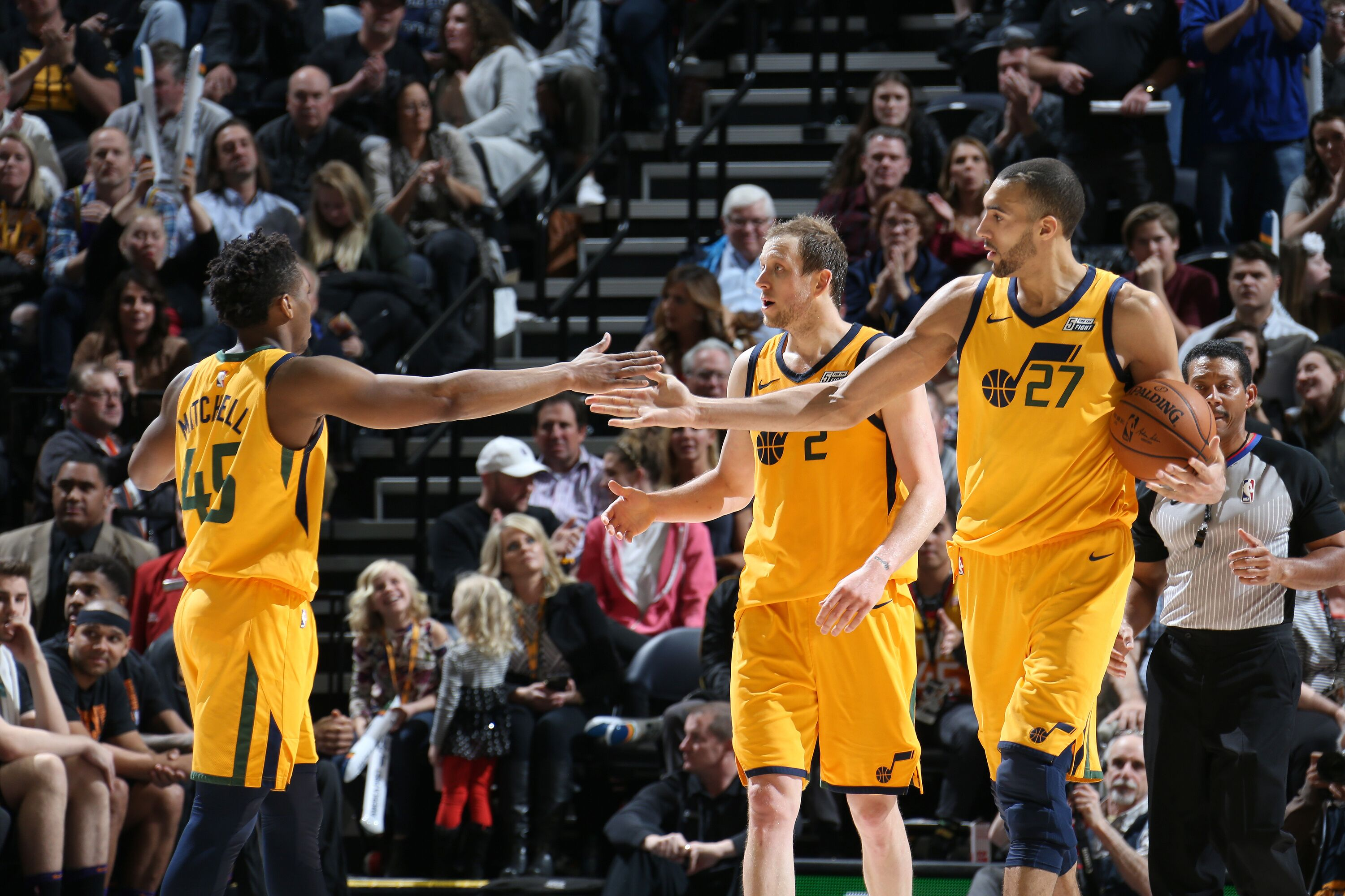 bddf7c4da61 The Ringer latest to pin Utah Jazz as potential No. 2 team in West