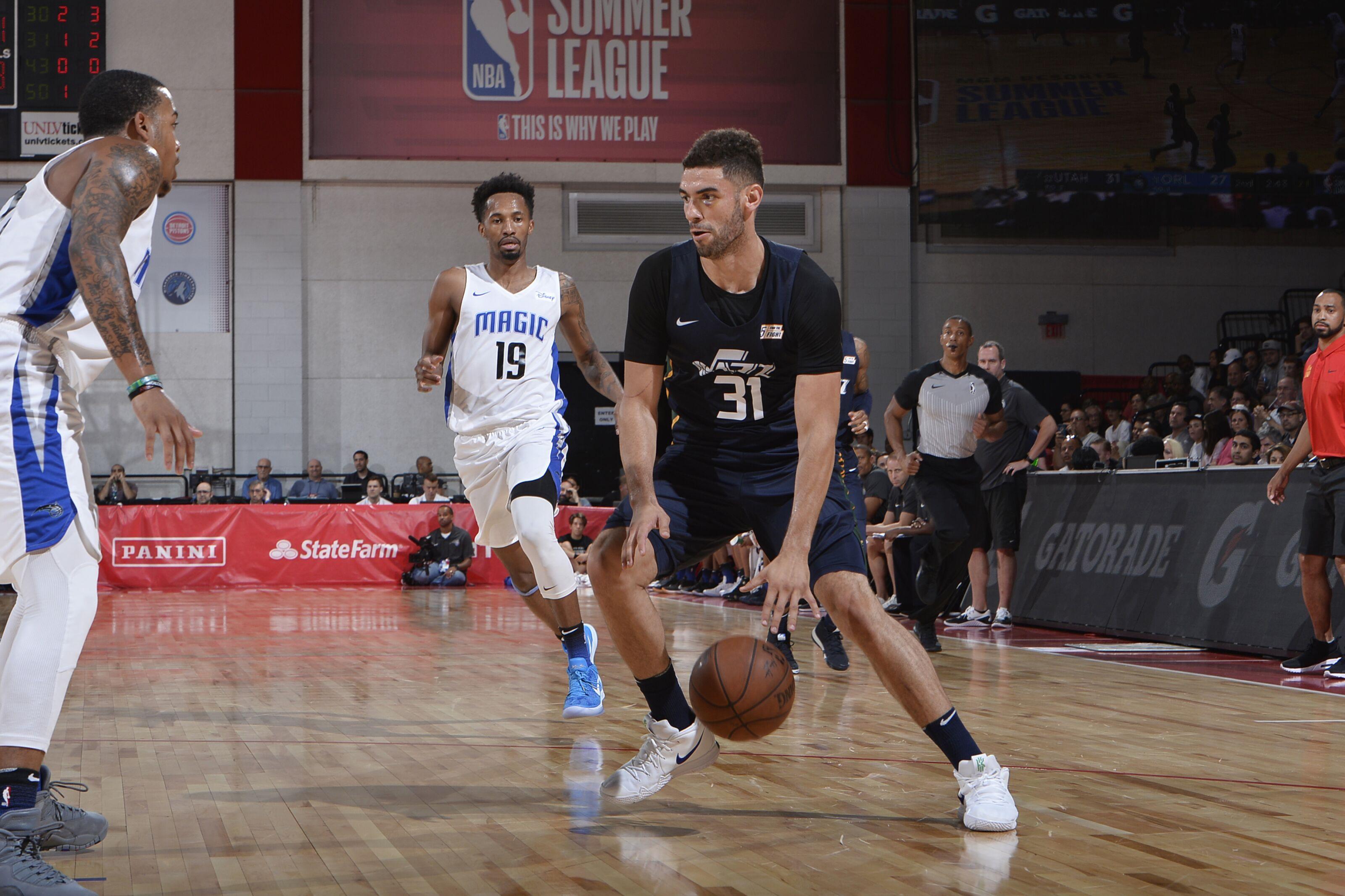 028c2c64787 Utah Jazz rank 2018-19  Georges Niang rises to No. 14