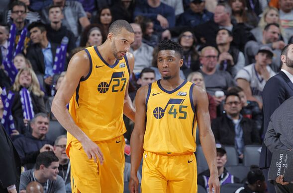 e438b6da702 Utah Jazz  Could the Jazz have two All-stars next season