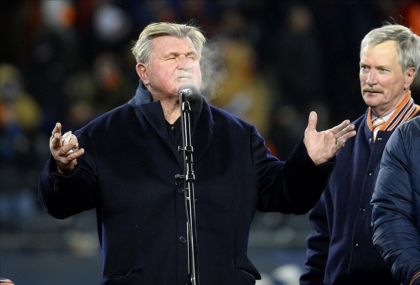 Lessons From a Football Legend: Mike Ditka Talks Leadership