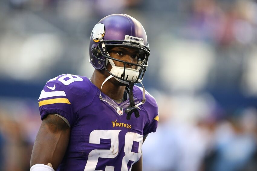 Adrian Peterson Wants Trade To Dallas Cowboys; Vikings Refuse