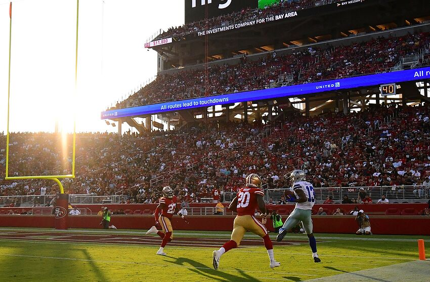 d7097505 Dallas Cowboys at 49ers: Preseason game time, stream, channel, more