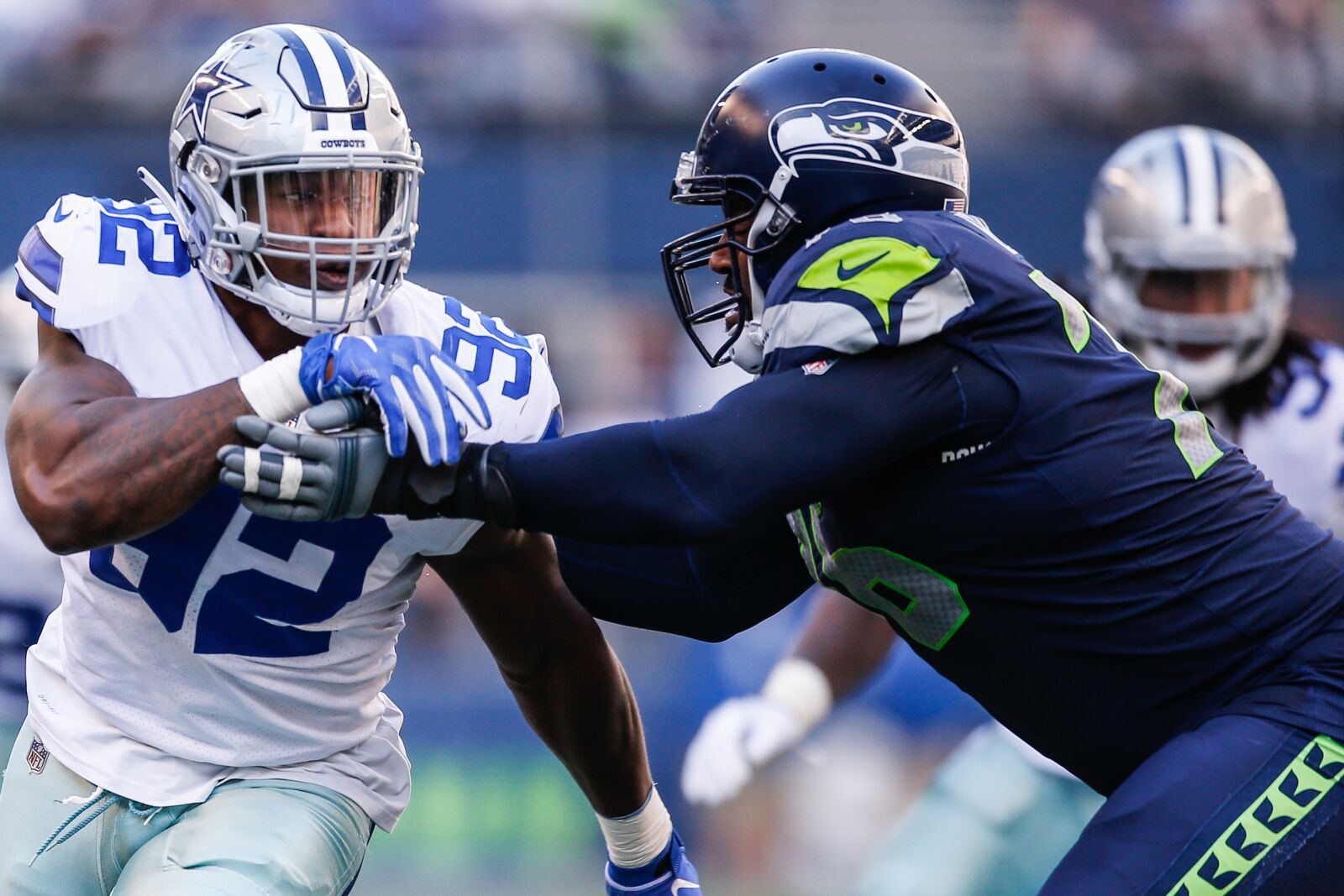 Dallas Cowboys: OTA injuries should provide needed growth