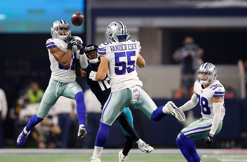 04b00f71110c71 Can the Dallas Cowboys defense be elite without interceptions