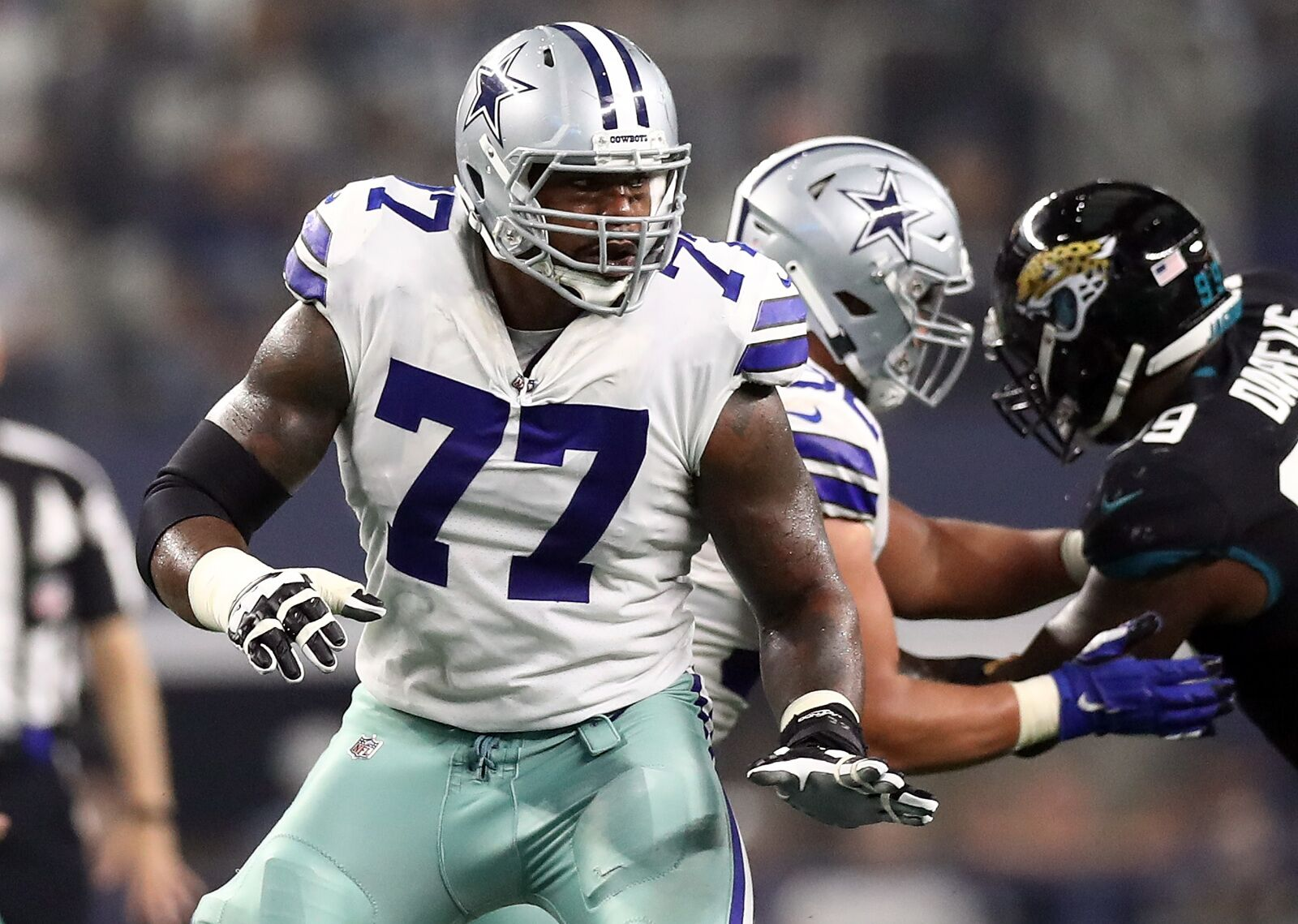 Dallas Cowboys: Tyron Smith at his best in the clutch