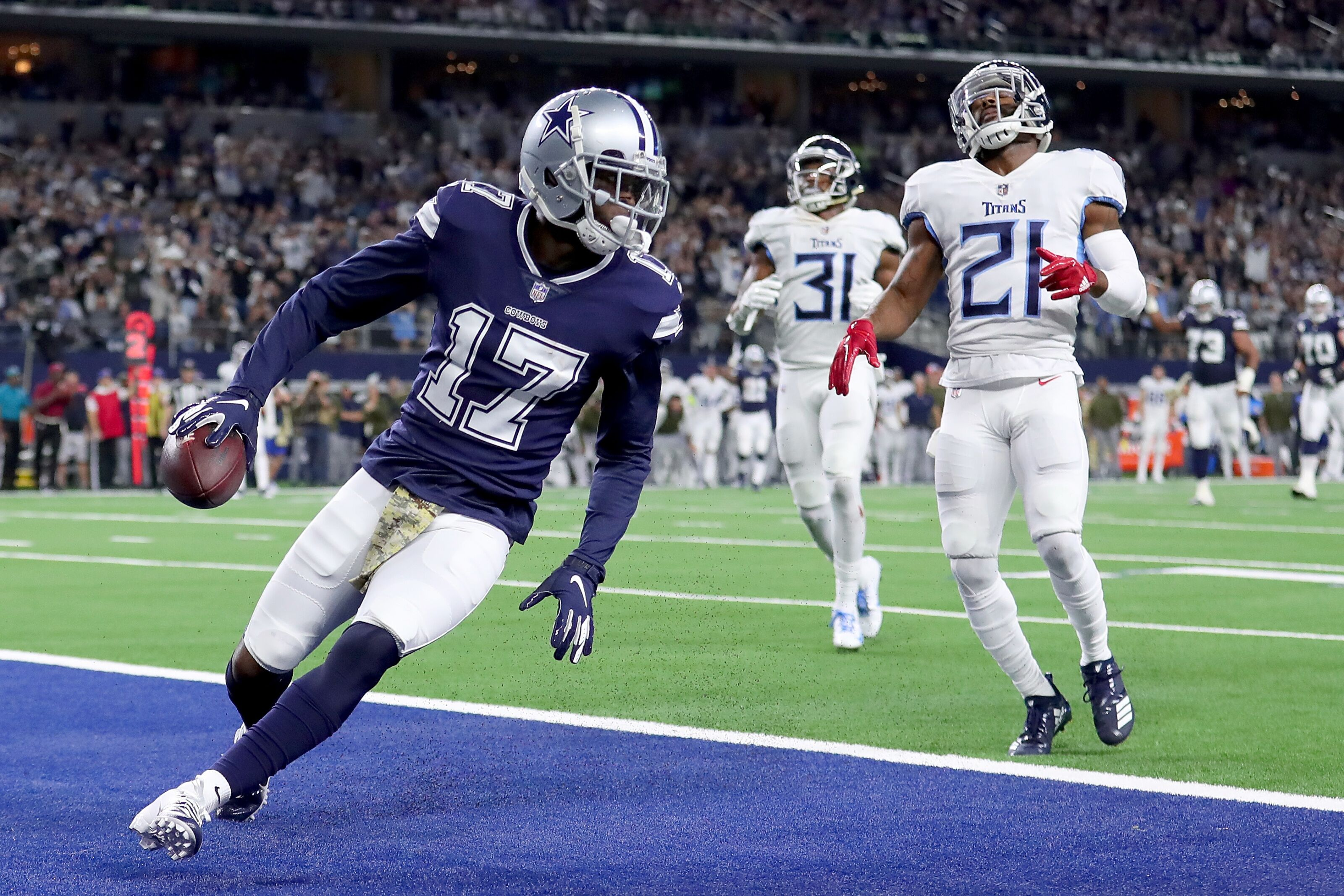 Dallas Cowboys to release Allen Hurns, but he could return