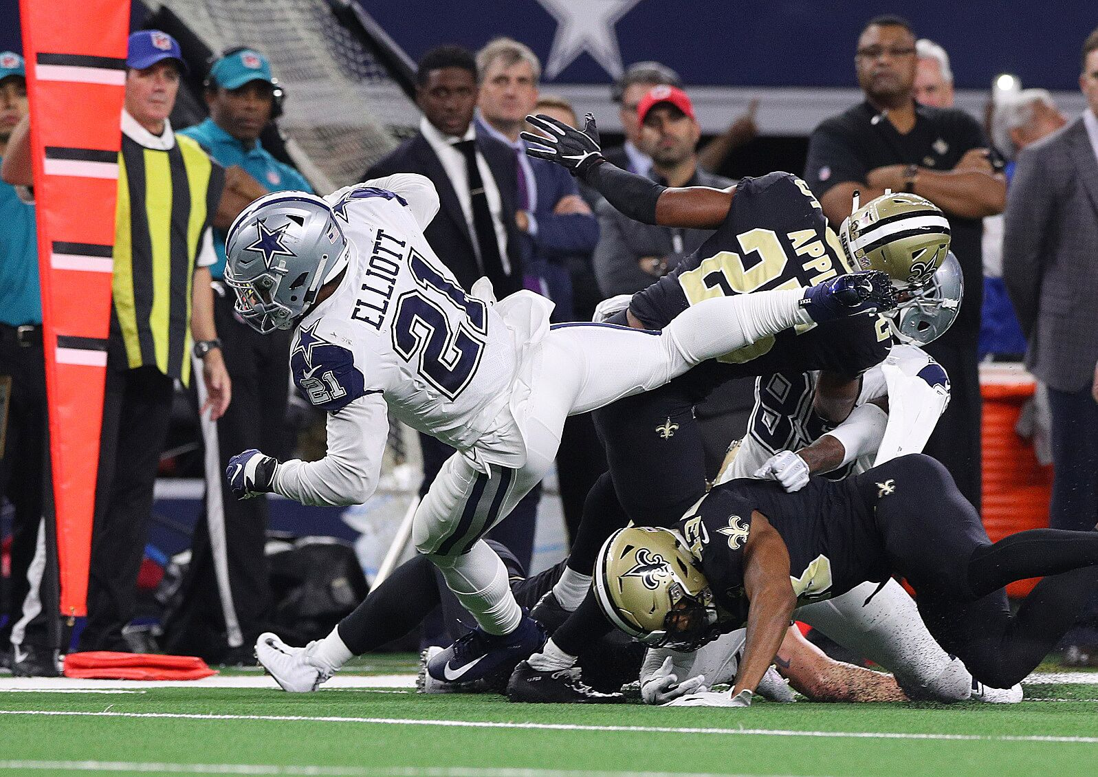 Dallas Cowboys: 5 most anticipated games of 2019