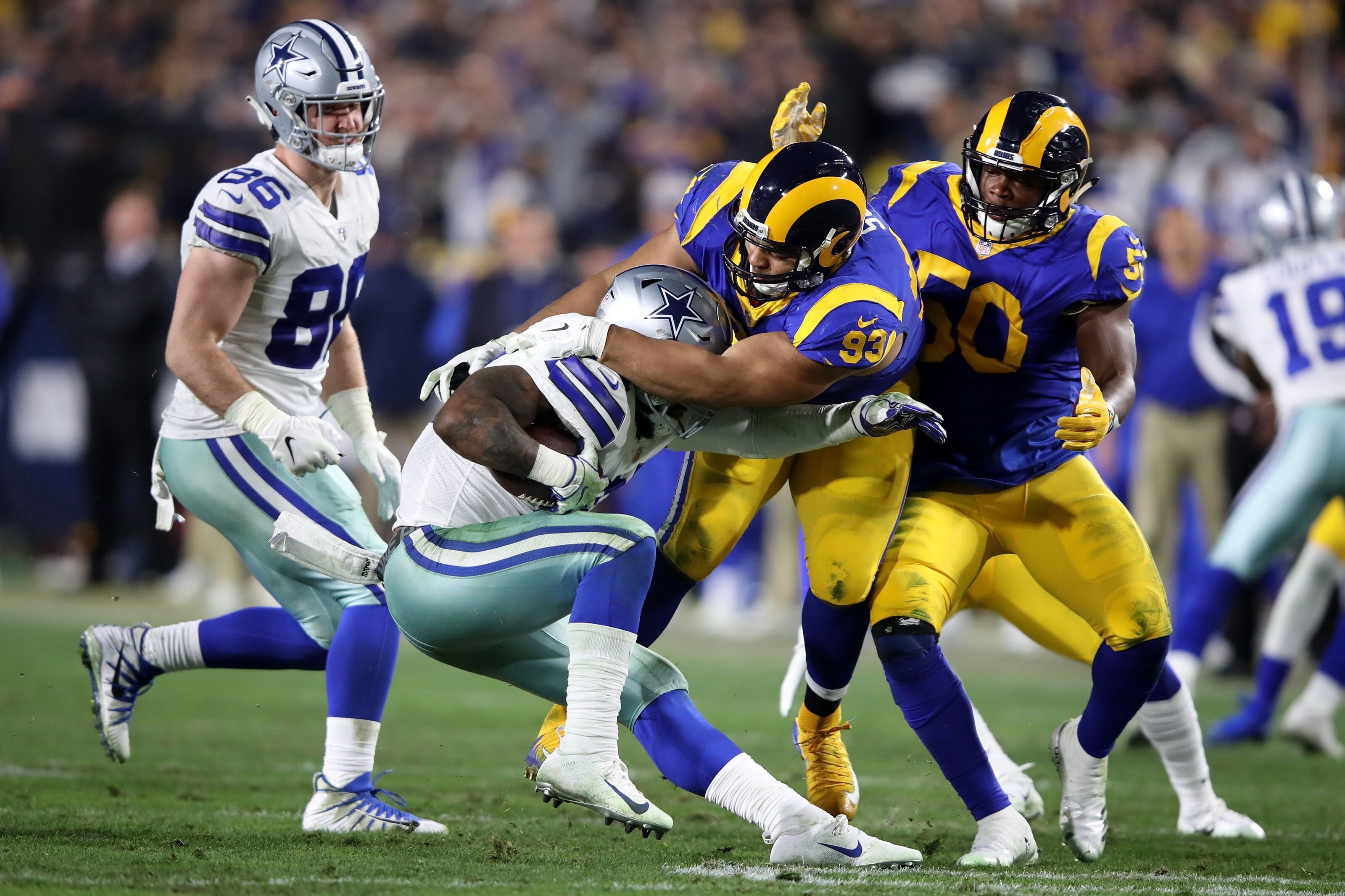 Dallas Cowboys: 3 free agent defensive tackles to watch