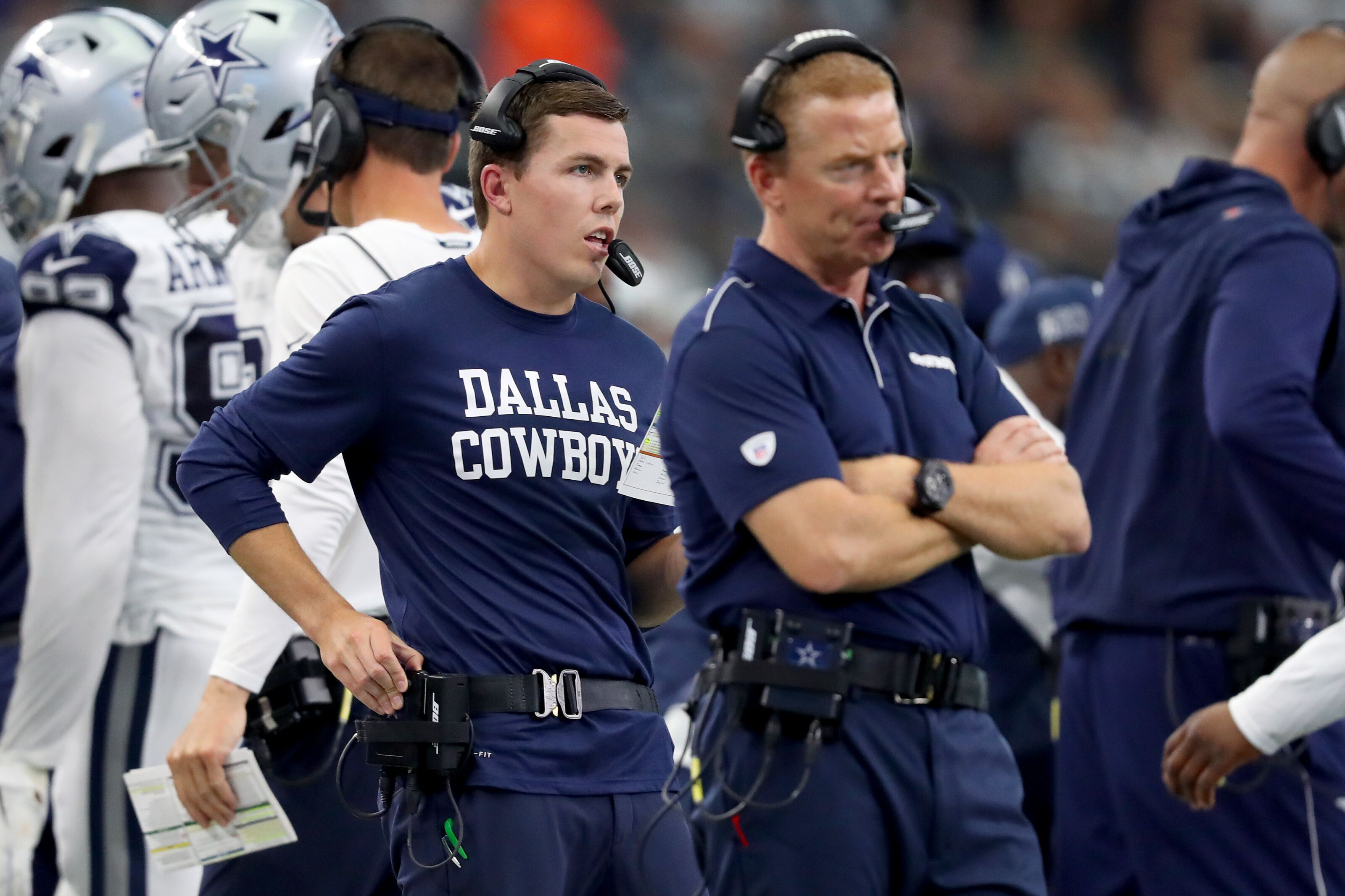 The Dallas Cowboys And Their Internal Battle For An
