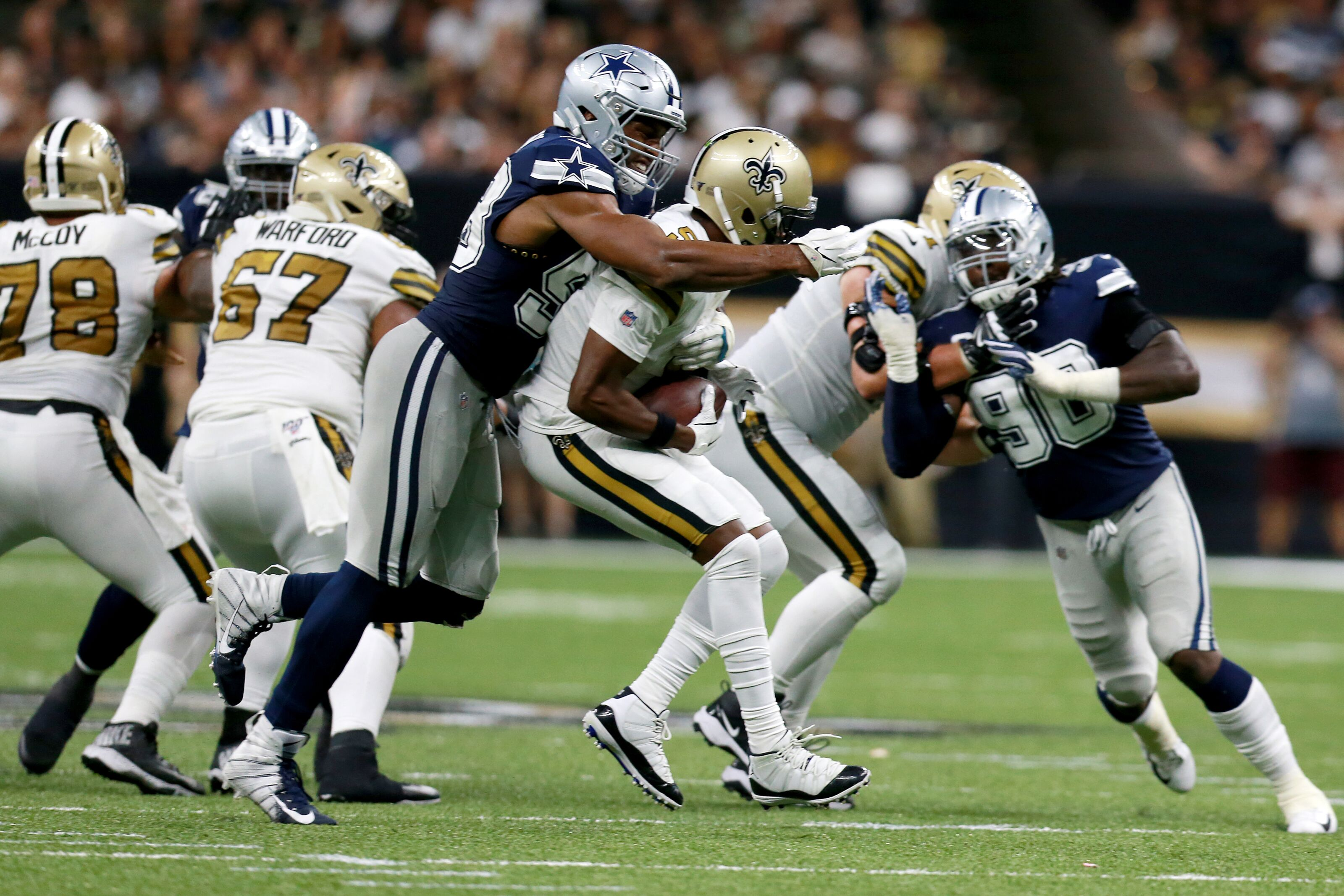 Cowboys Sin, Saints Win: The Good, The Bad, And The Ugly Of Week Four