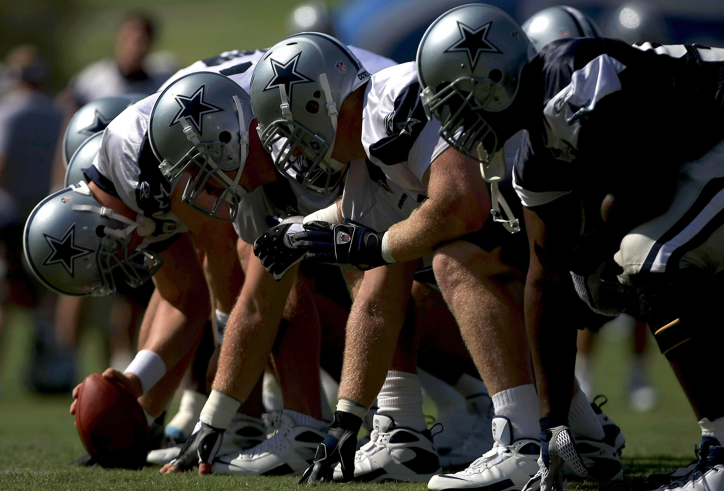 81baf0e5a Dallas Cowboys  The most important training camp battle