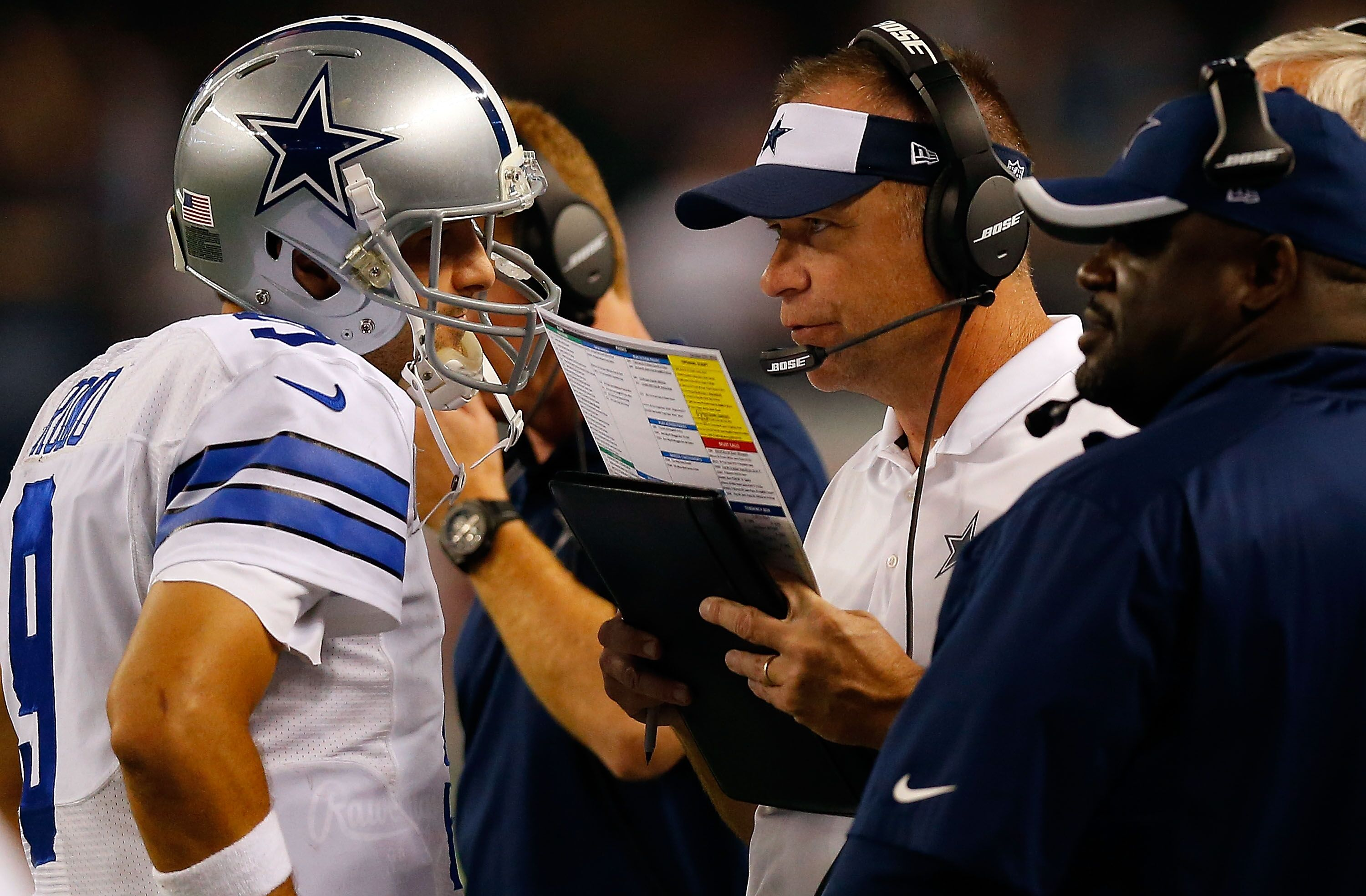 Seven Dallas Cowboys who should be fired in 2018