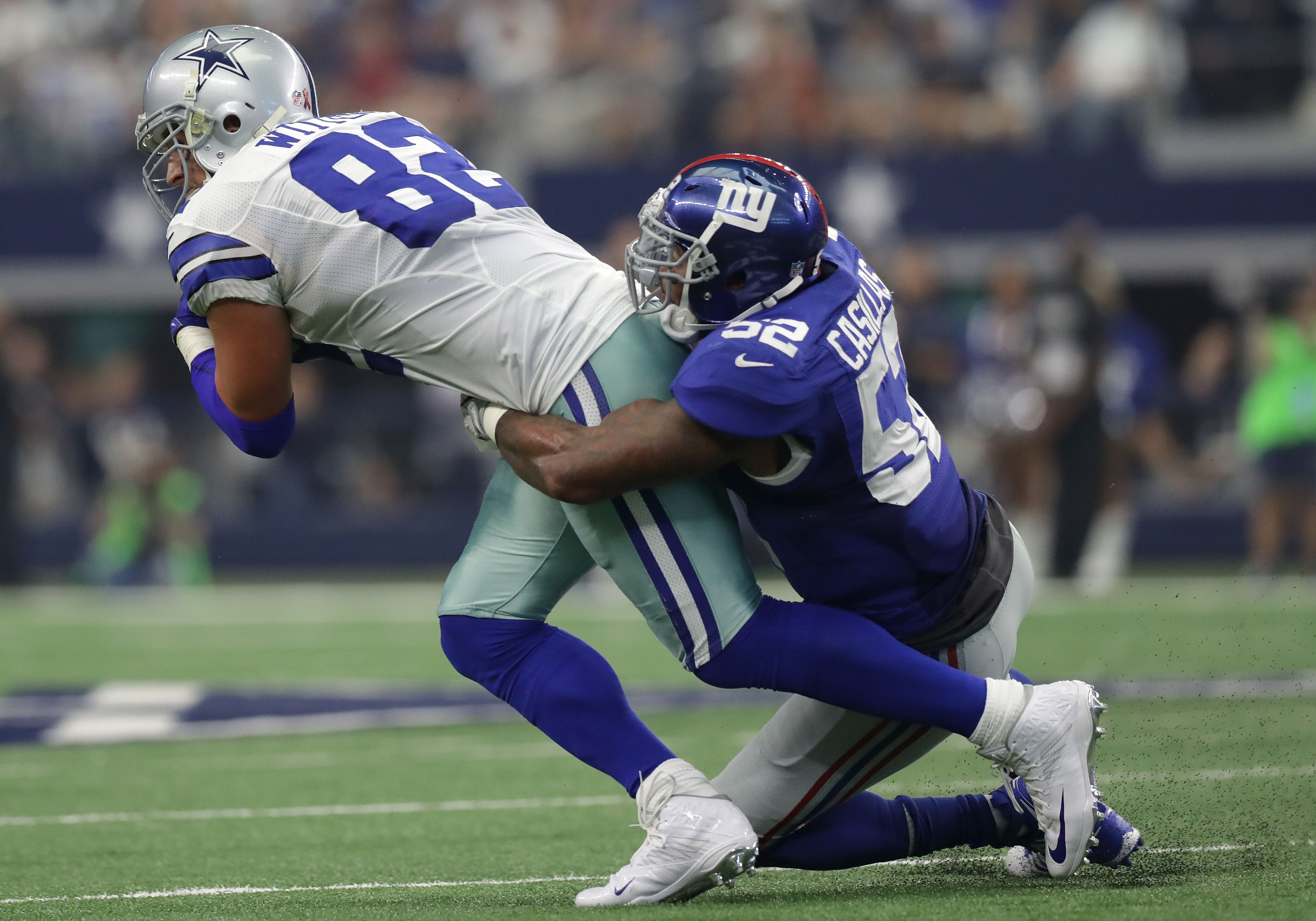 Dallas Cowboys Vs. New York Giants: What To Watch For