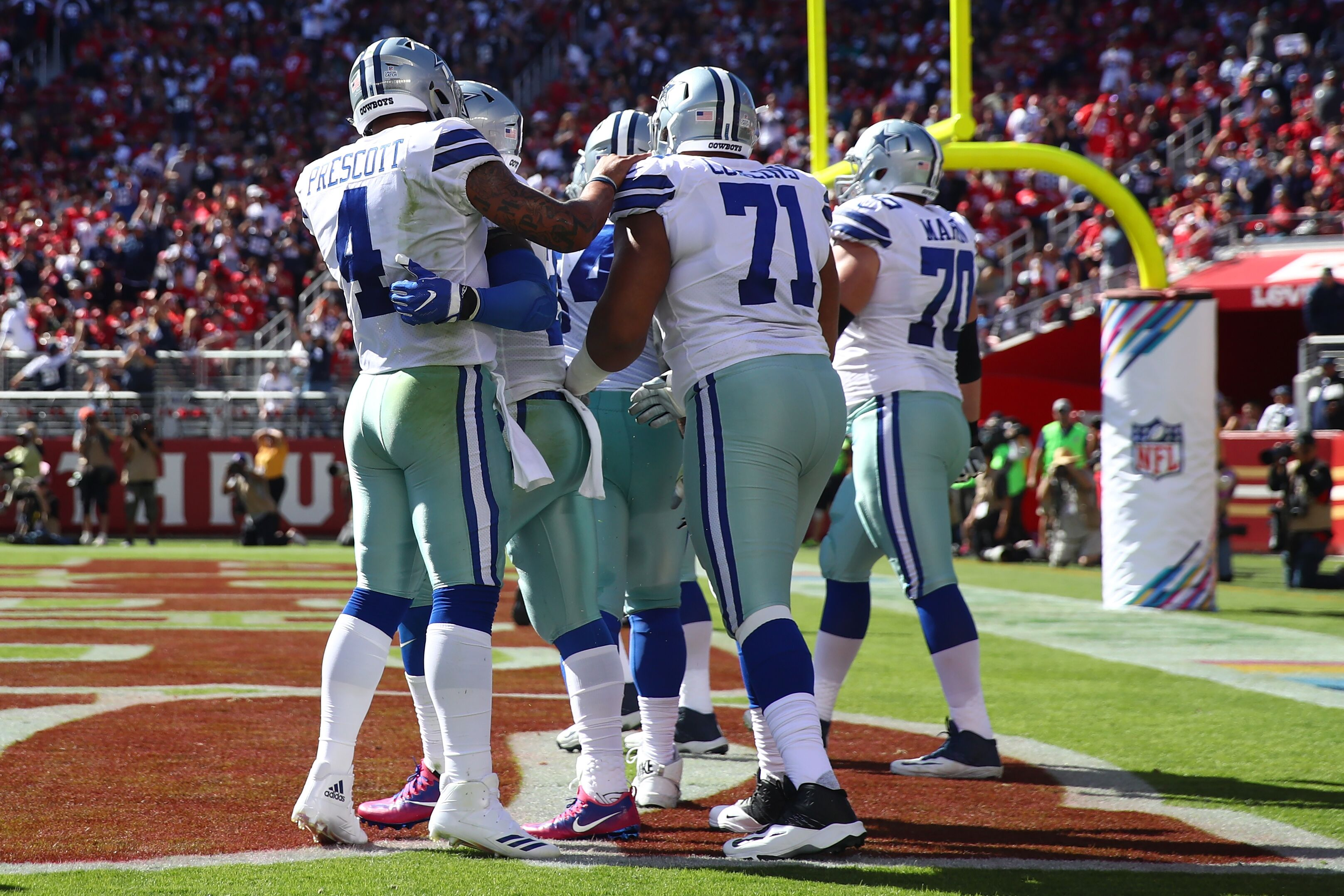 434a8d14e Dallas Cowboys: An early 53-man roster projection for 2018