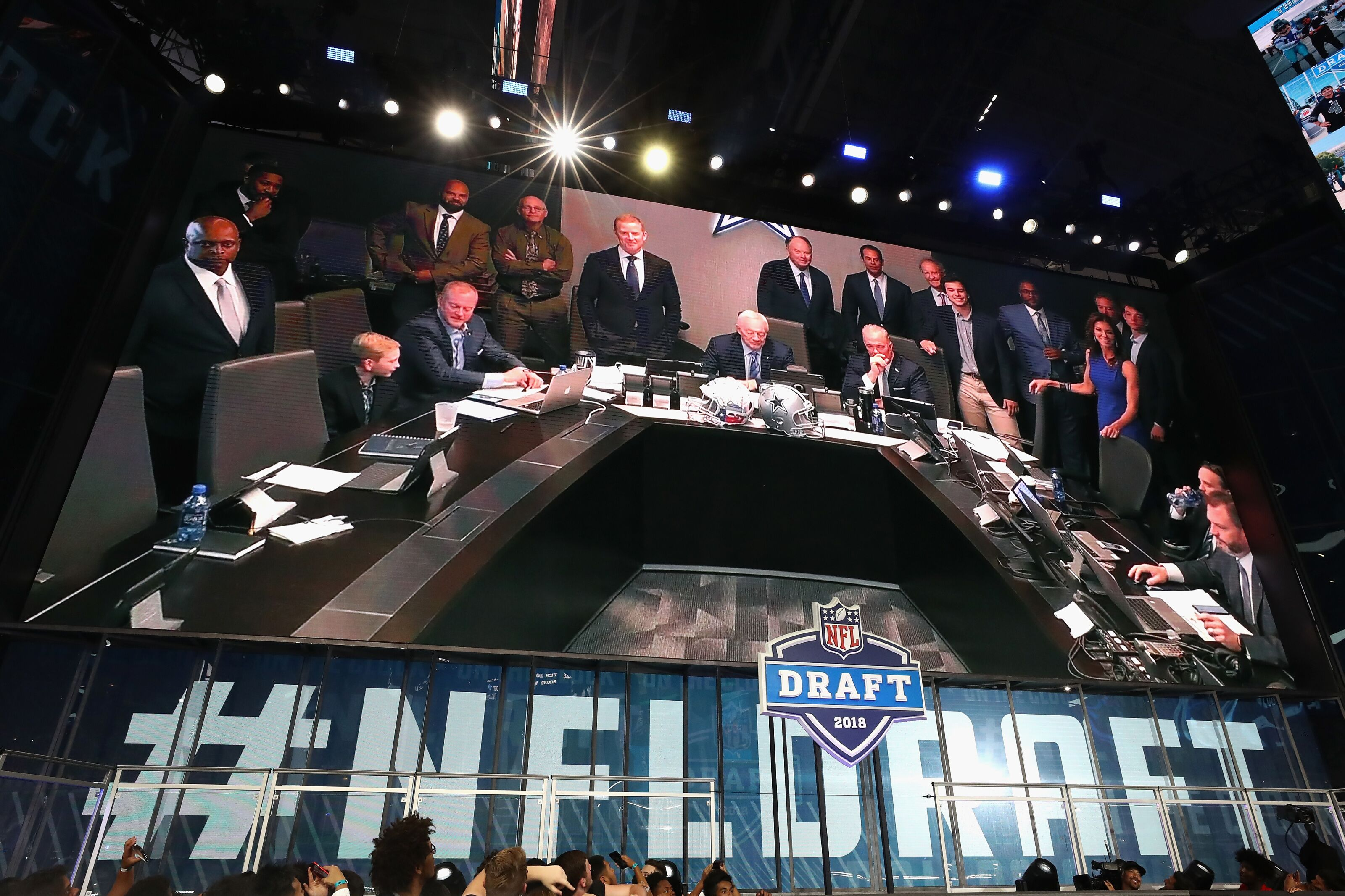 Just how good have the Dallas Cowboys been in the draft?