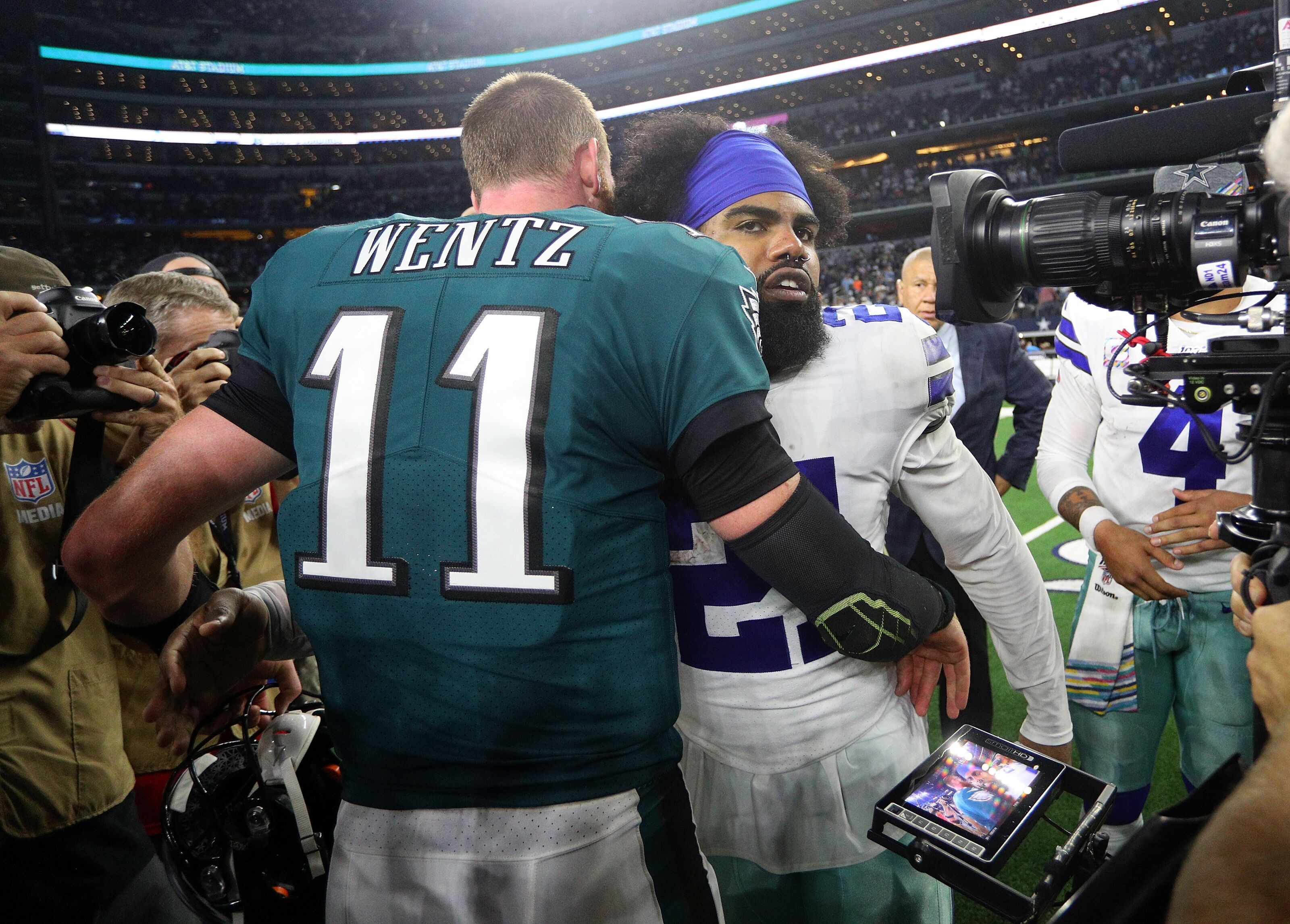 Why the Dallas Cowboys can't compete with the Eagles long term