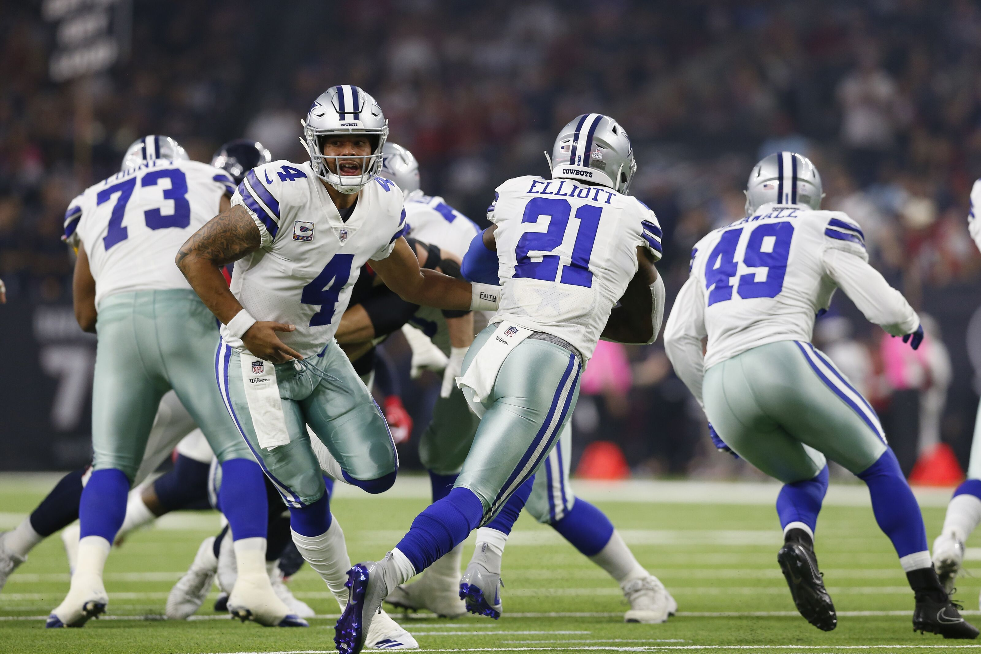 What will the Dallas Cowboys offense look like under Kellen Moore  90be43d28