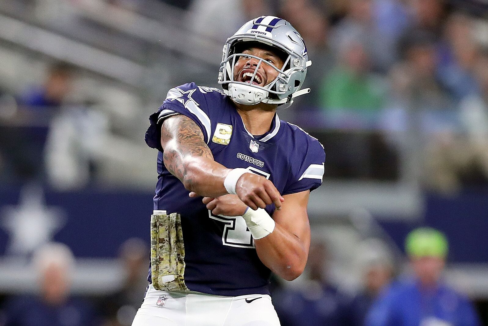 the latest 23d64 593f2 Dallas Cowboys: 3 receivers emerge as deep threat candidates