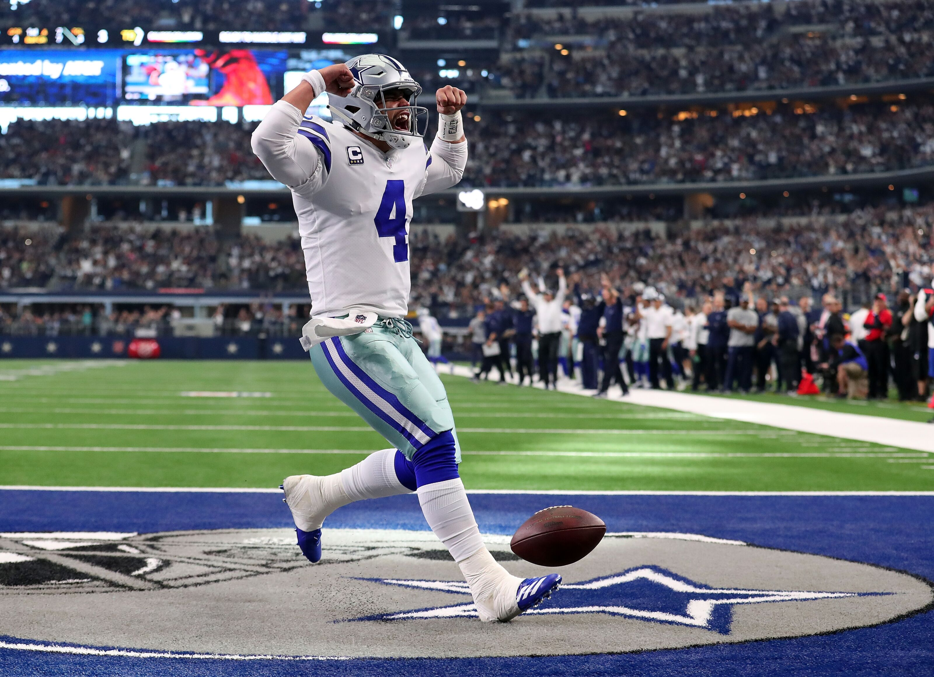 Why the Dallas Cowboys 2019 schedule is a favorable one