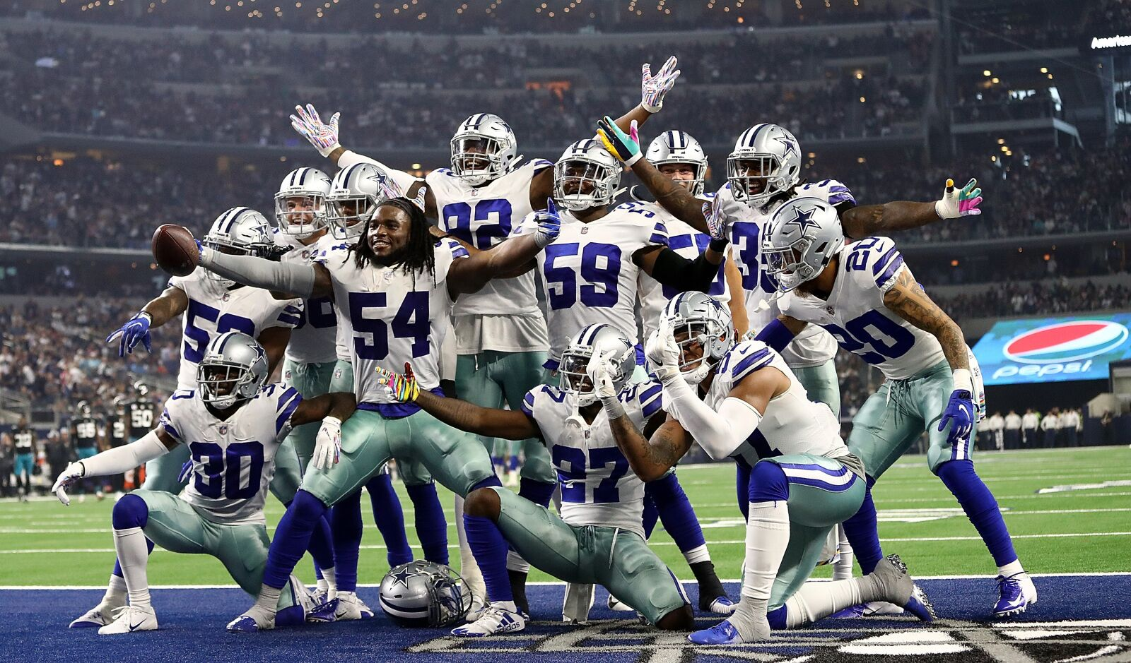Can the Dallas Cowboys defensive line be even better?