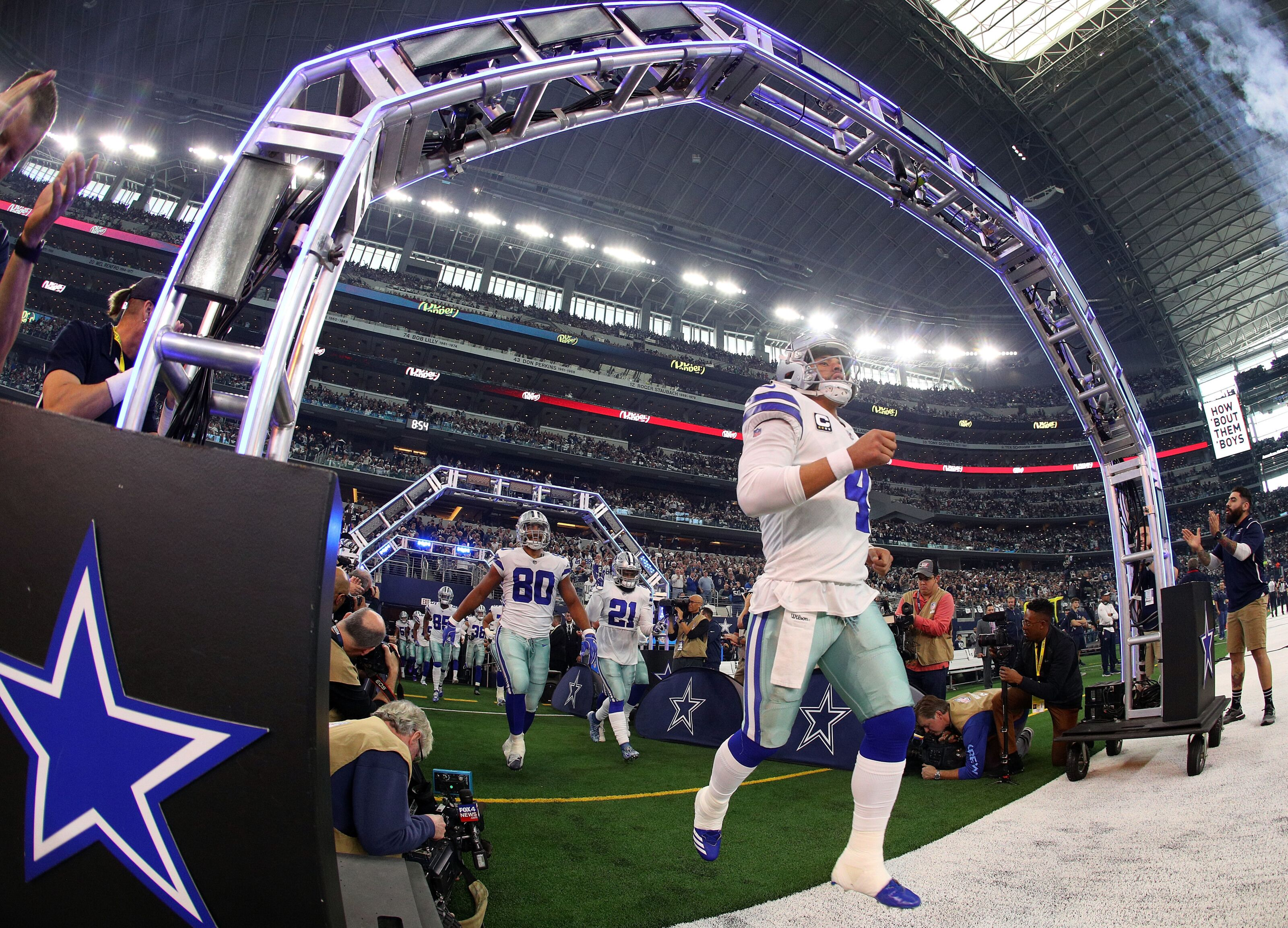 Dallas Cowboys: Which opponent are you most excited to see?