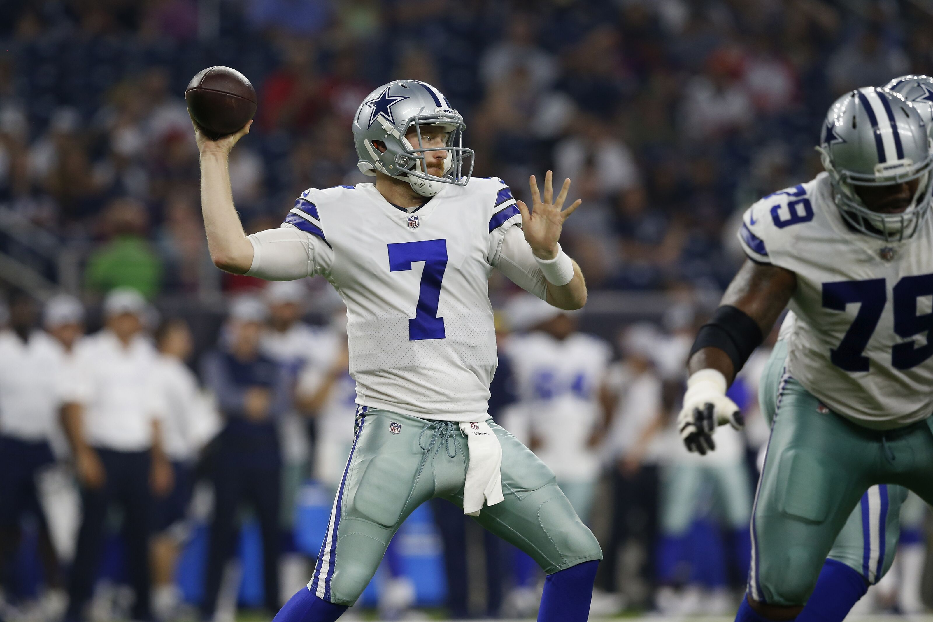 What to do about the Dallas Cowboys backup quarterbacks