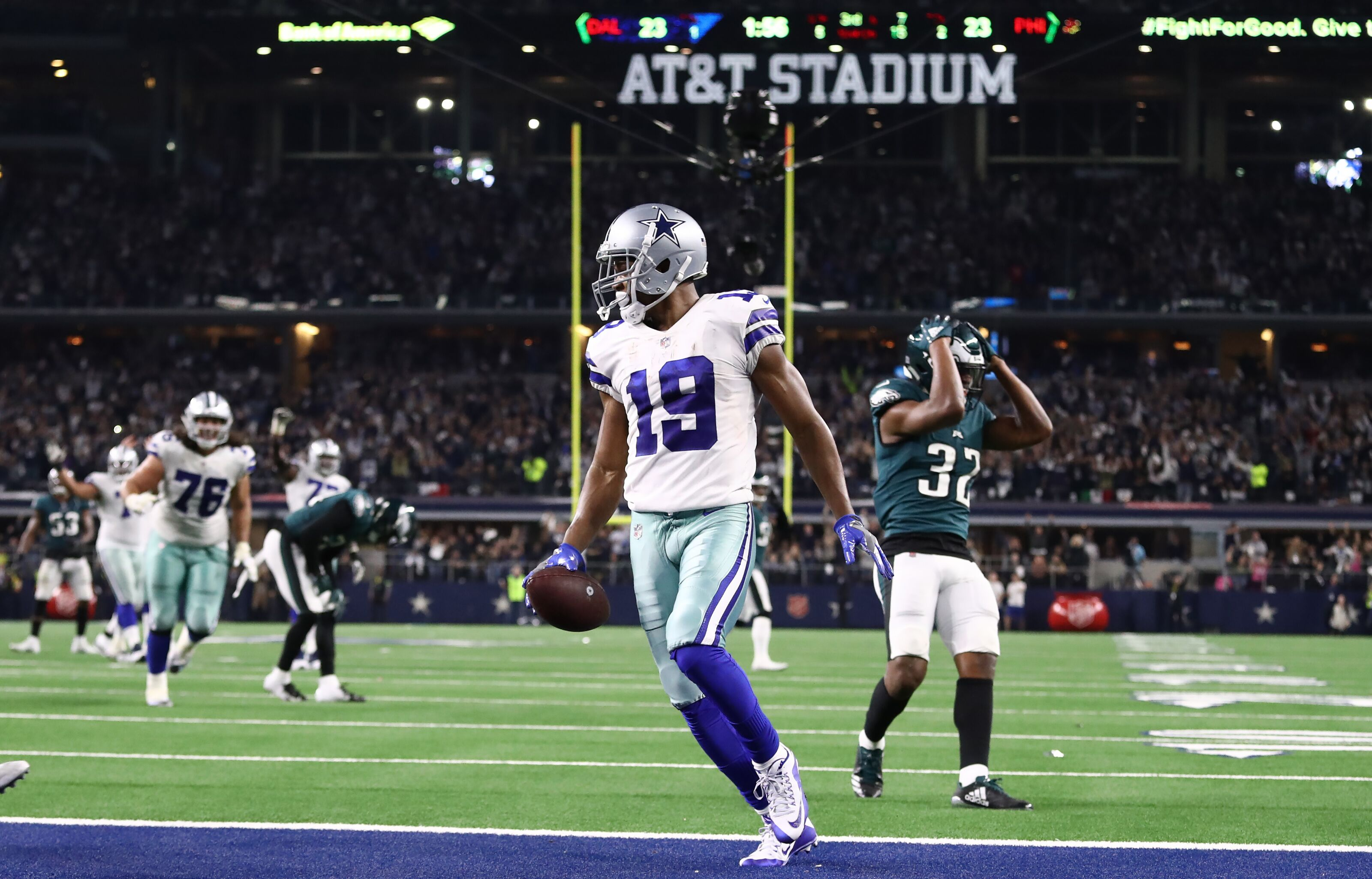 Could the Dallas Cowboys end up losing Amari Cooper?