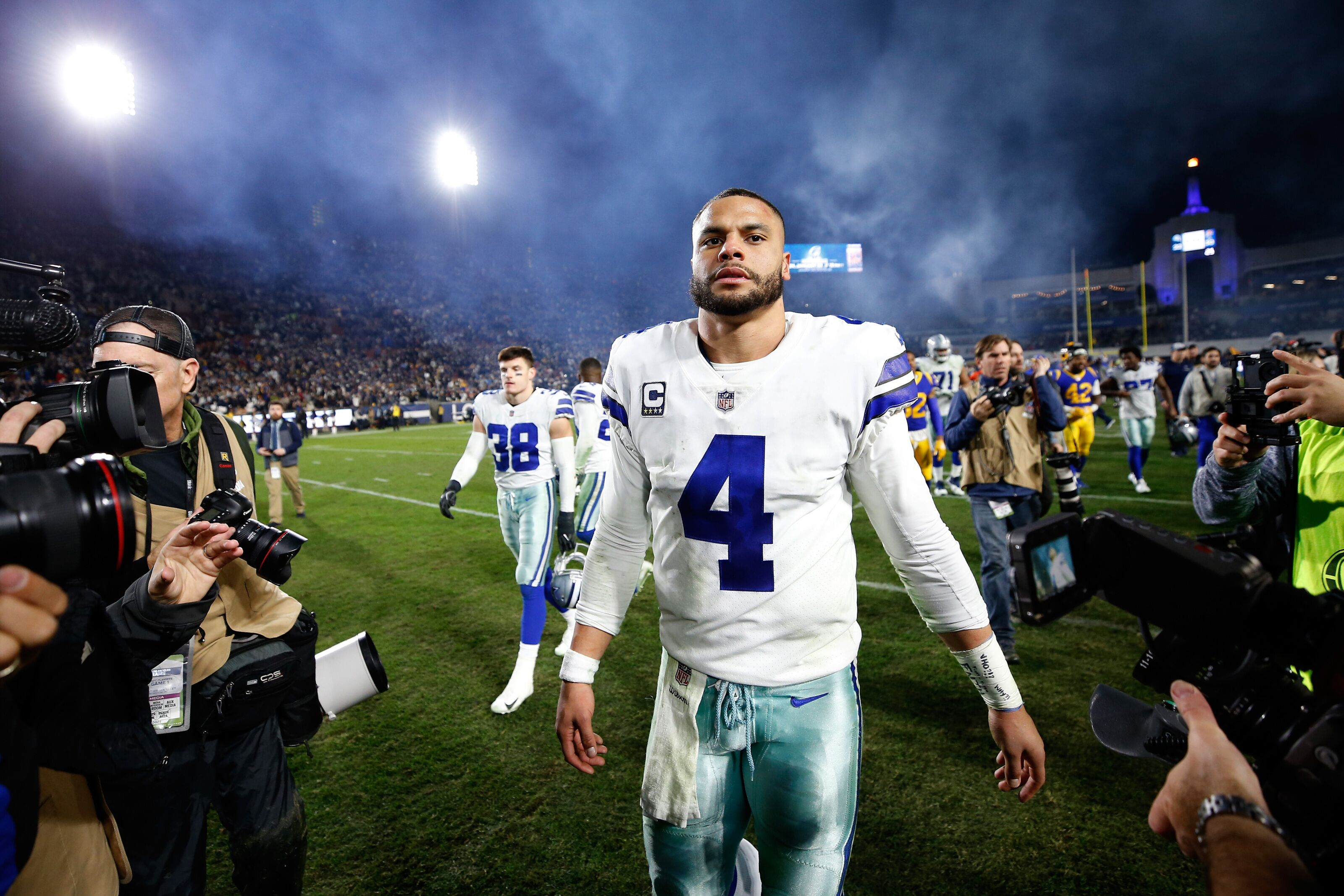 Is this the Dallas Cowboys biggest problem entering 2019?