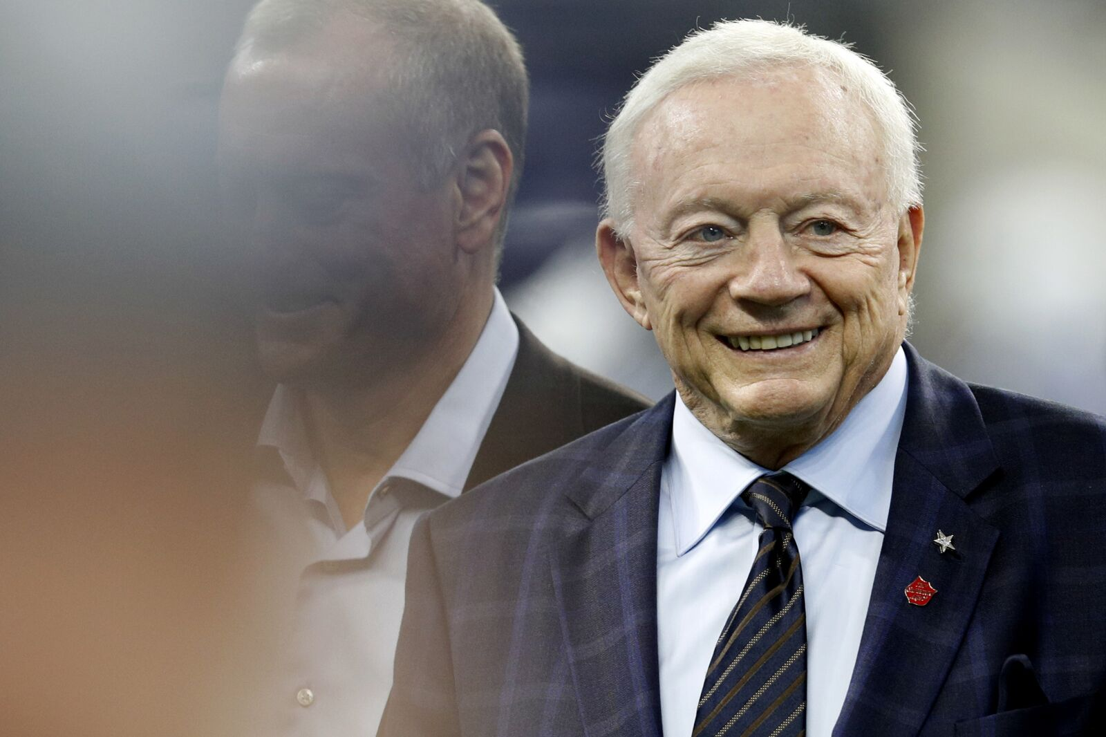 Is Dallas Cowboys owner Jerry Jones insane, brilliant, or a little of both?
