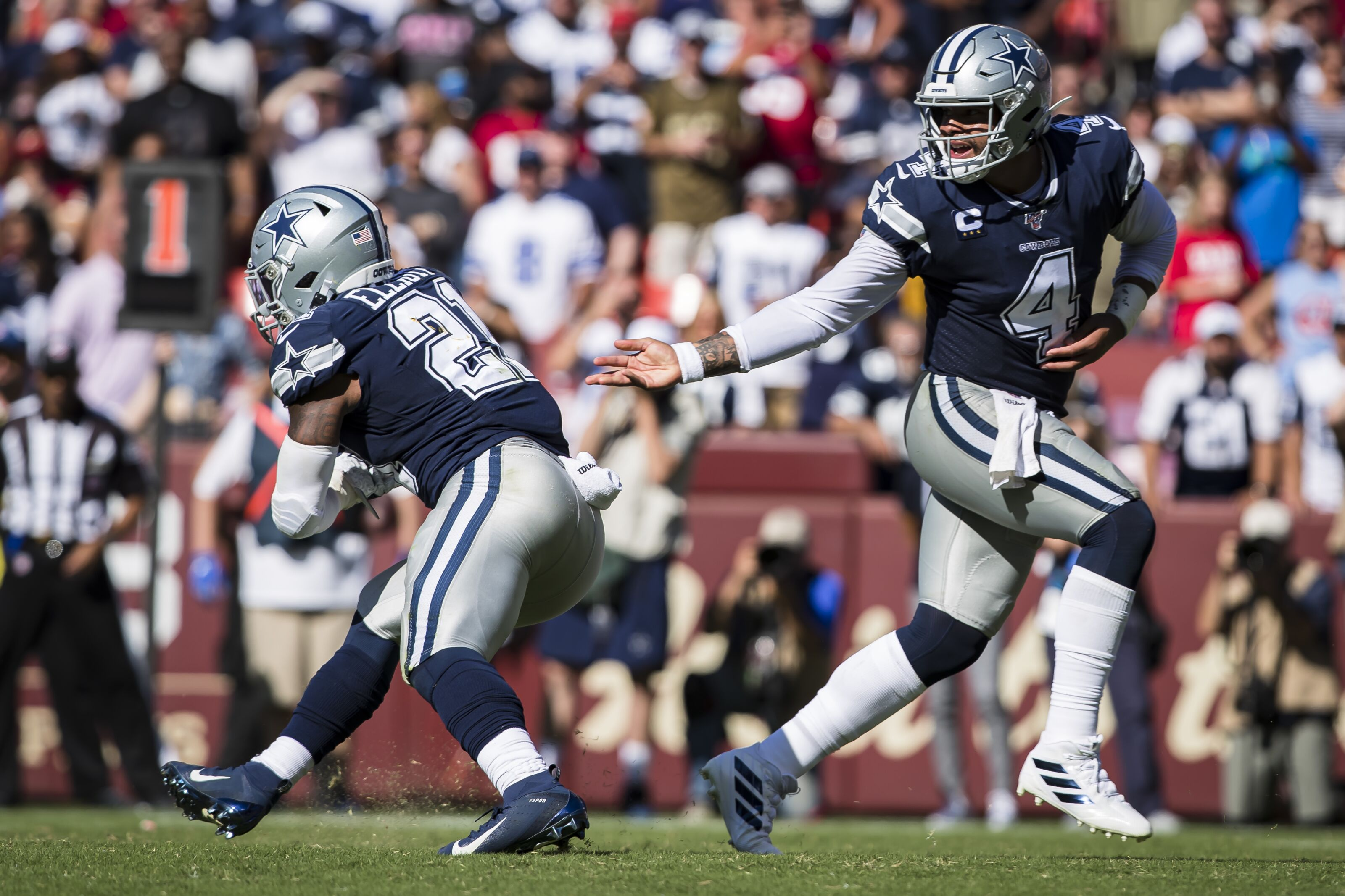 Are the Cowboys the NFC's best team?