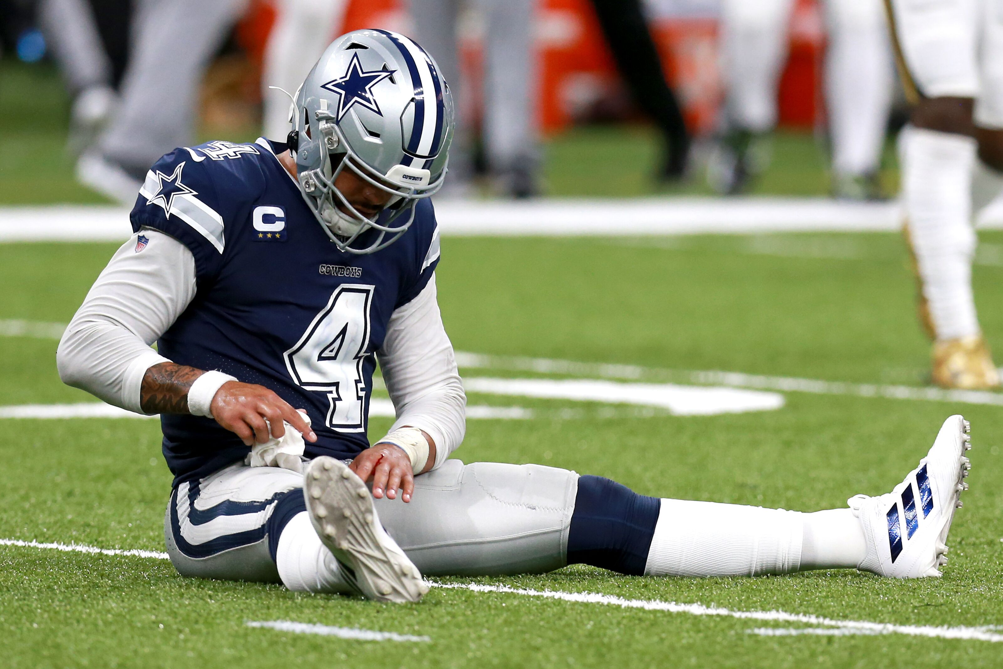 Dallas Cowboys failed the easiest part of their schedule
