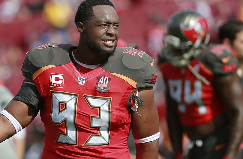 9a531611 Buccaneers: Best Player to Wear 93