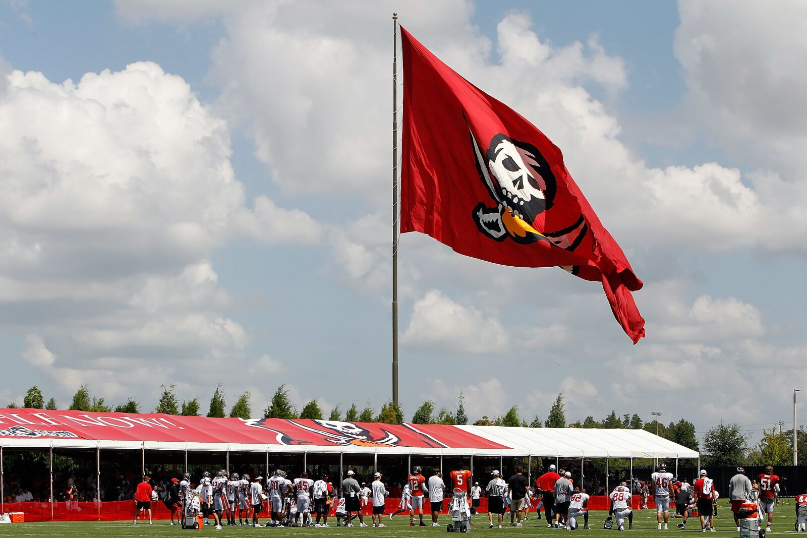 Tampa Bay Buccaneers: Observations from day-one of mini-camp