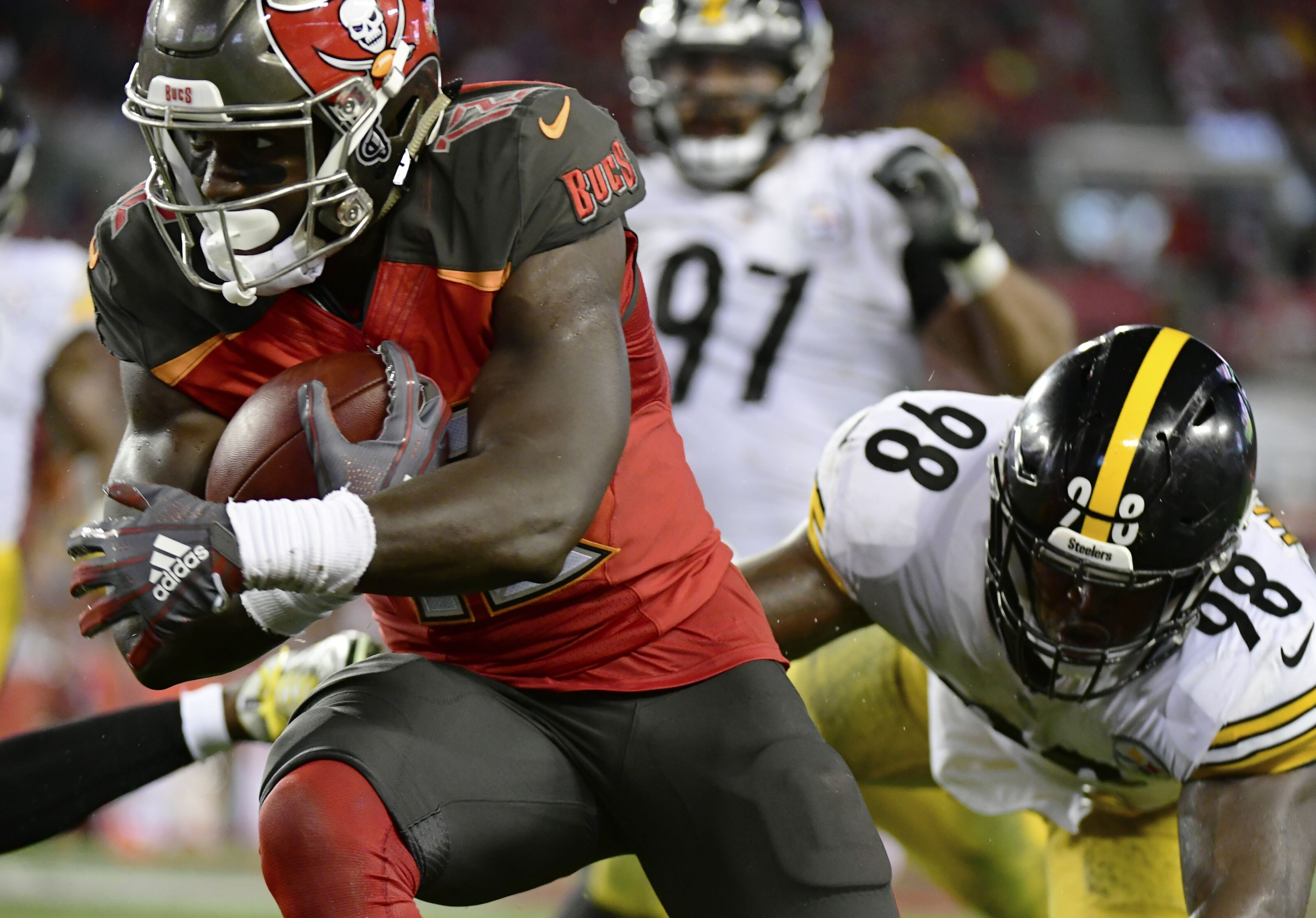 Buccaneers already on a torrid pace to start 2019 season