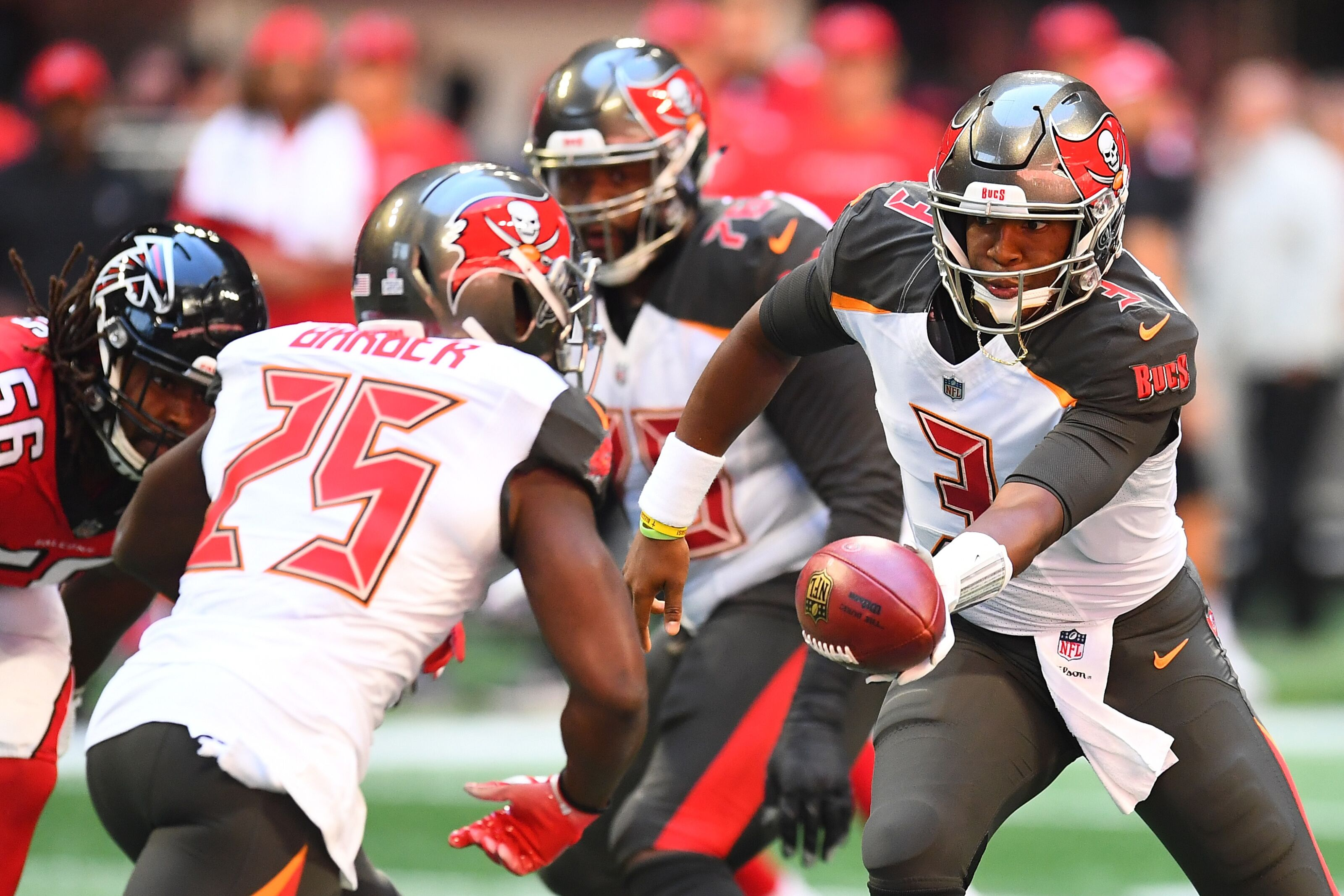 07694b7a Peyton Barber to be Tampa Bay Buccaneers leading rusher?