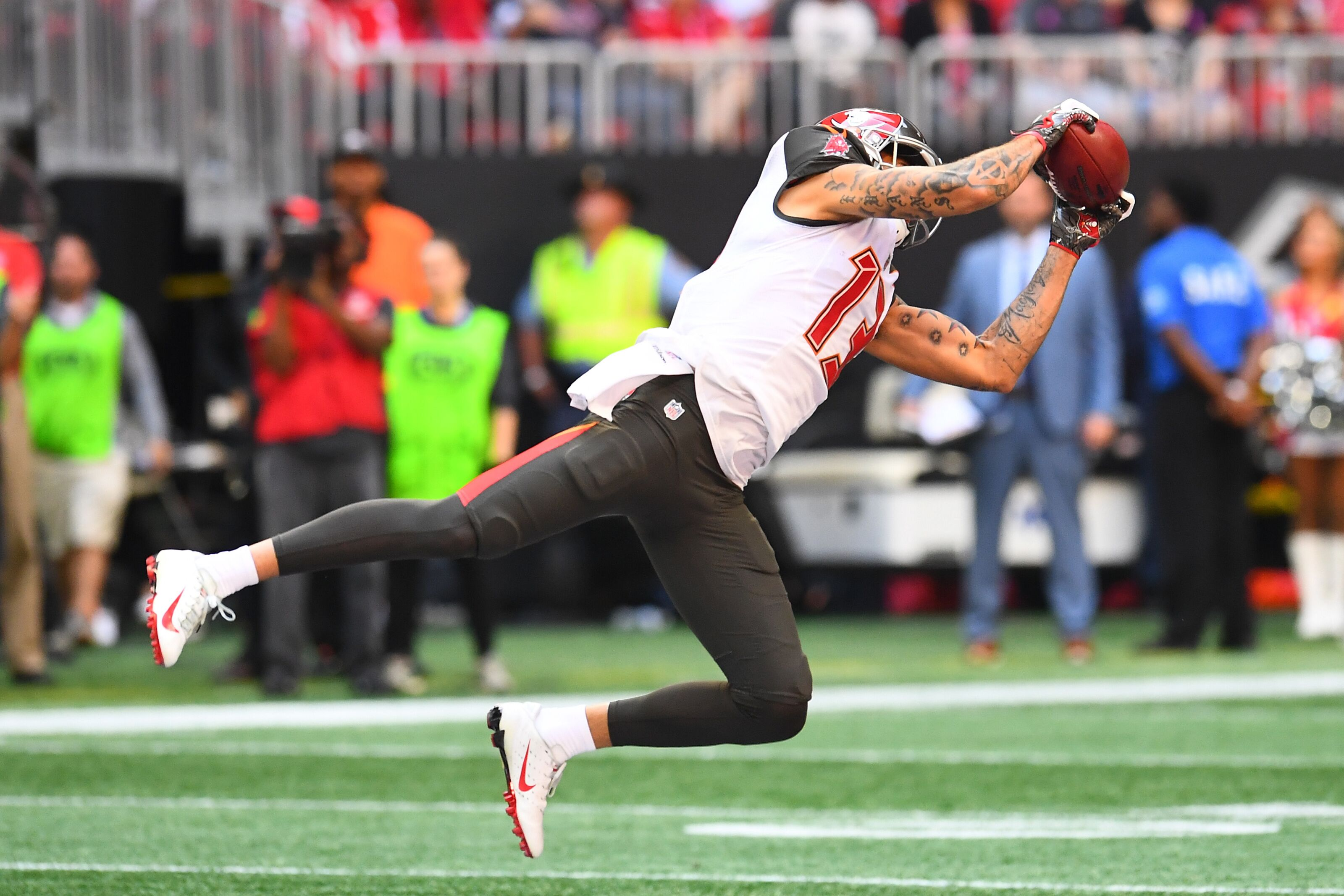 1826ed81 Mike Evans already the best receiver in Buccaneers history