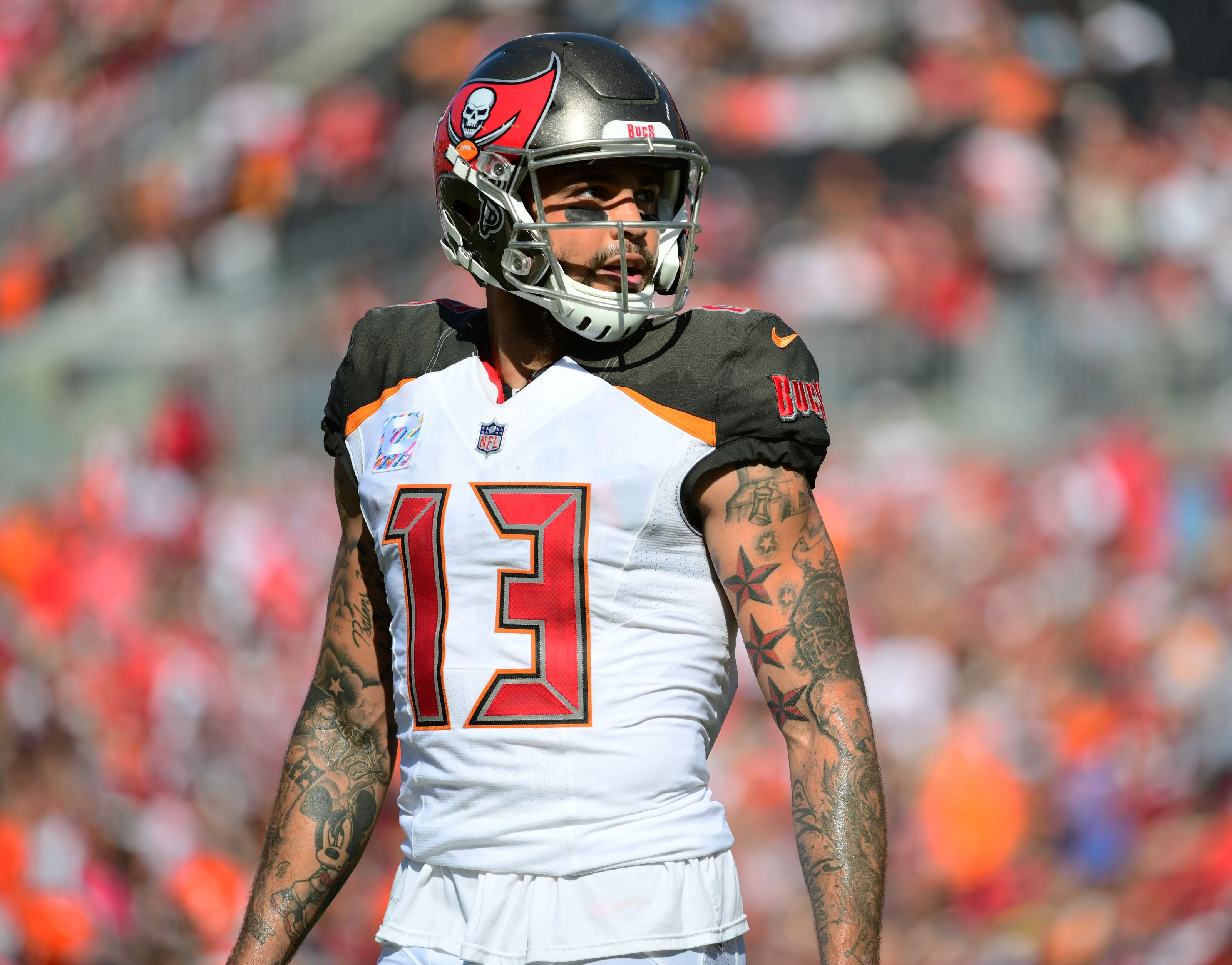 6176be09 Tampa Bay Buccaneers: Mike Evans restructures contract… again