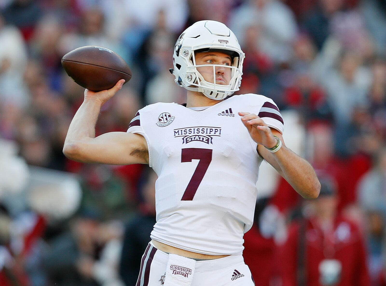 Tampa Bay Buccaneers: Nick Fitzgerald-prodigy or prayer?