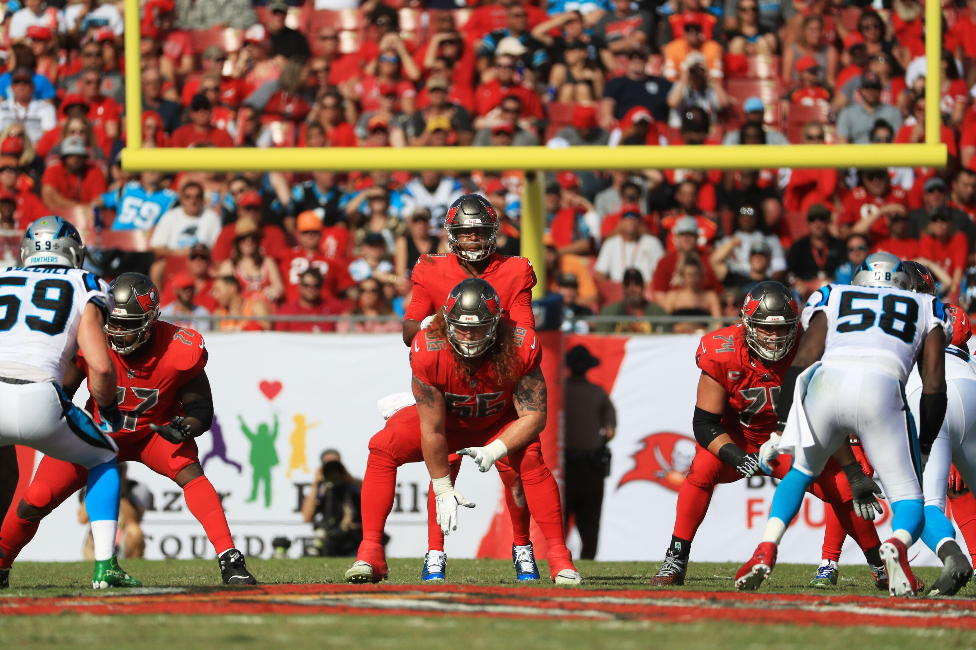 Tampa Bay Buccaneers: Breaking down the offensive line