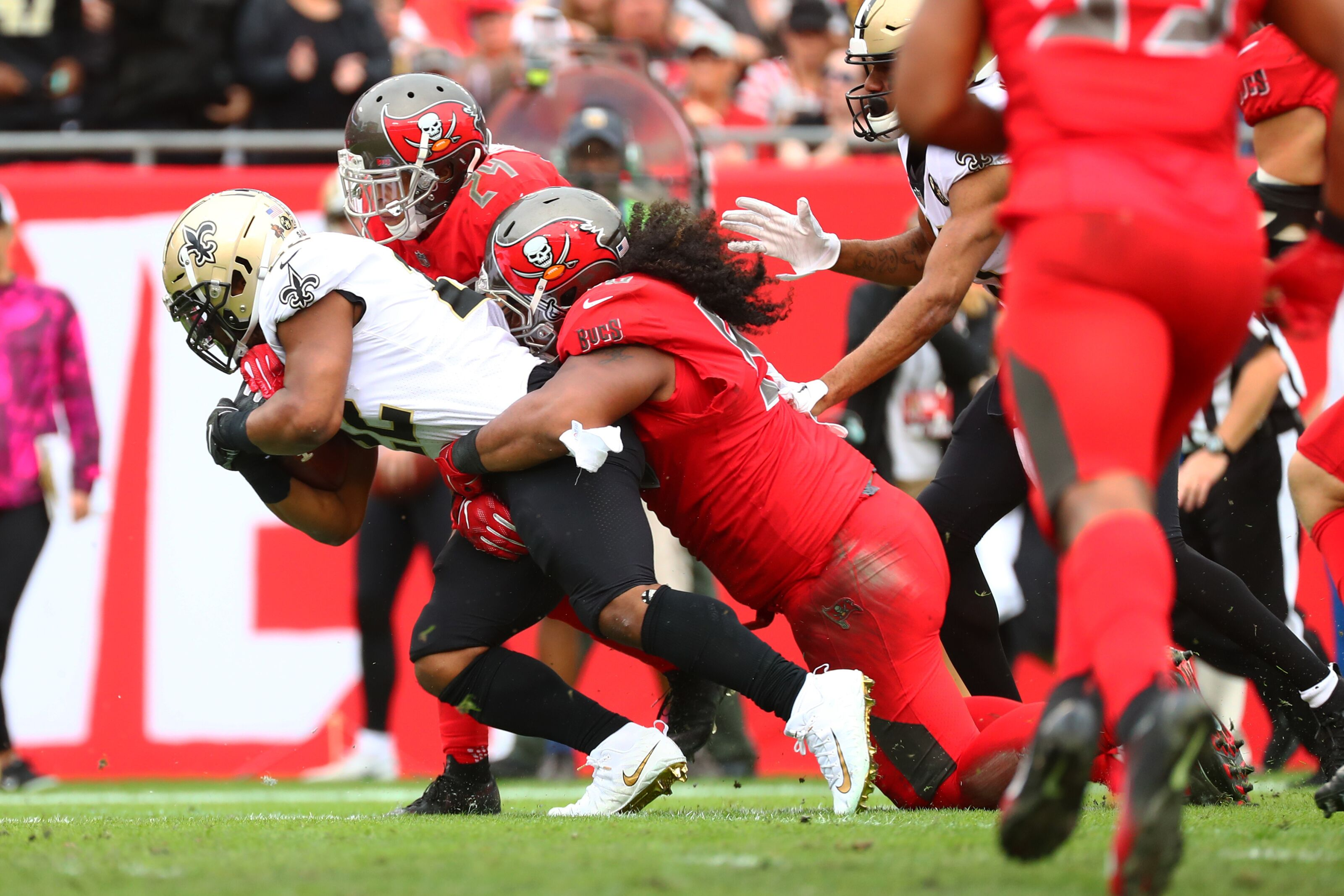 newest 33dfc 1c994 Buccaneers' Vita Vea named to PFF All-Rookie Team