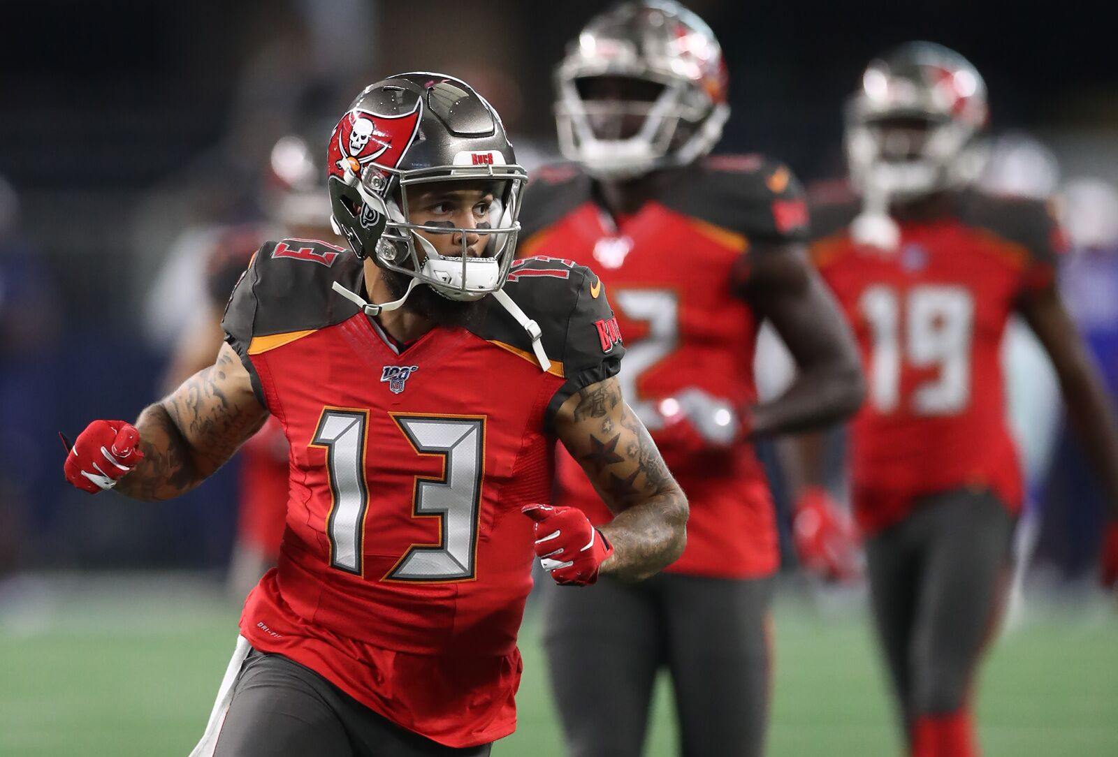 Mike Evans deserves better than the Buccaneers have provided