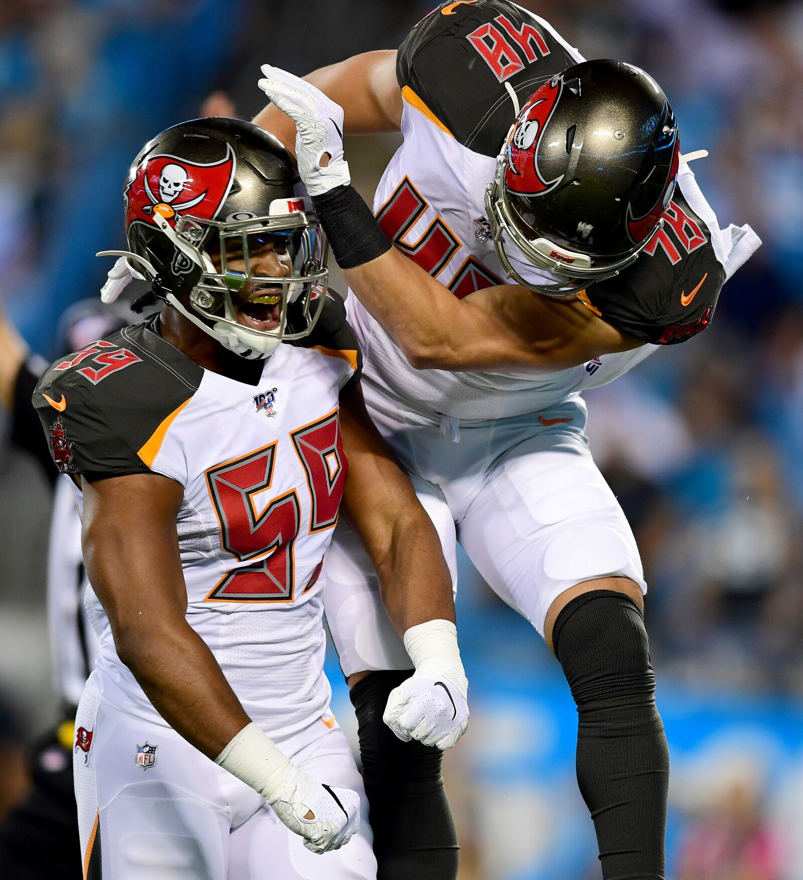 4 key matchups to watch as Buccaneers take on Giants
