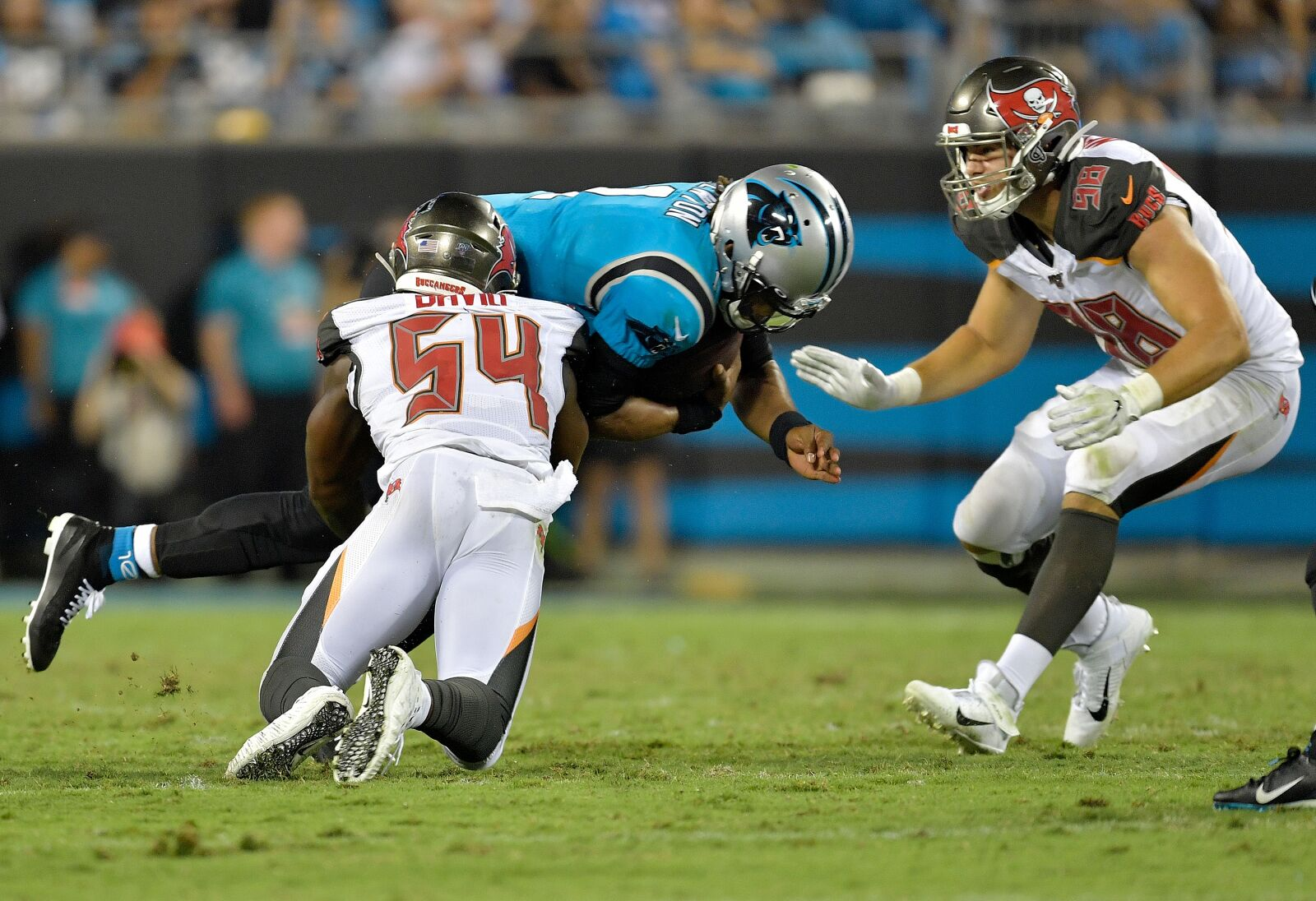 Buccaneers now in driver's seat to win NFC South