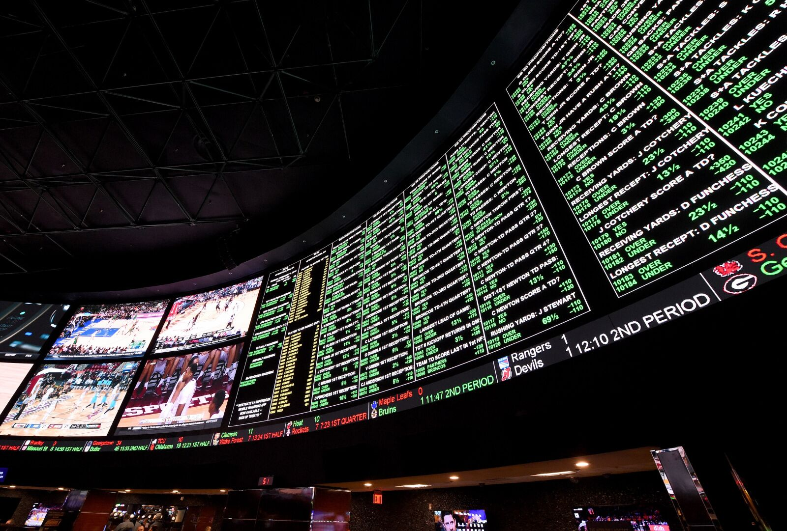Over/Under odds for Tampa Bay Buccaneers set at 6.5 wins
