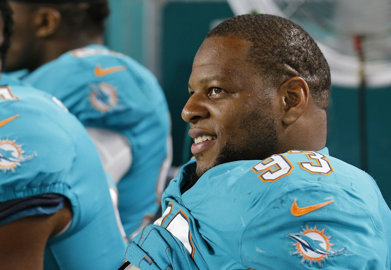Tampa Bay Buccaneers: Ndamukong Suh is pumped for training camp