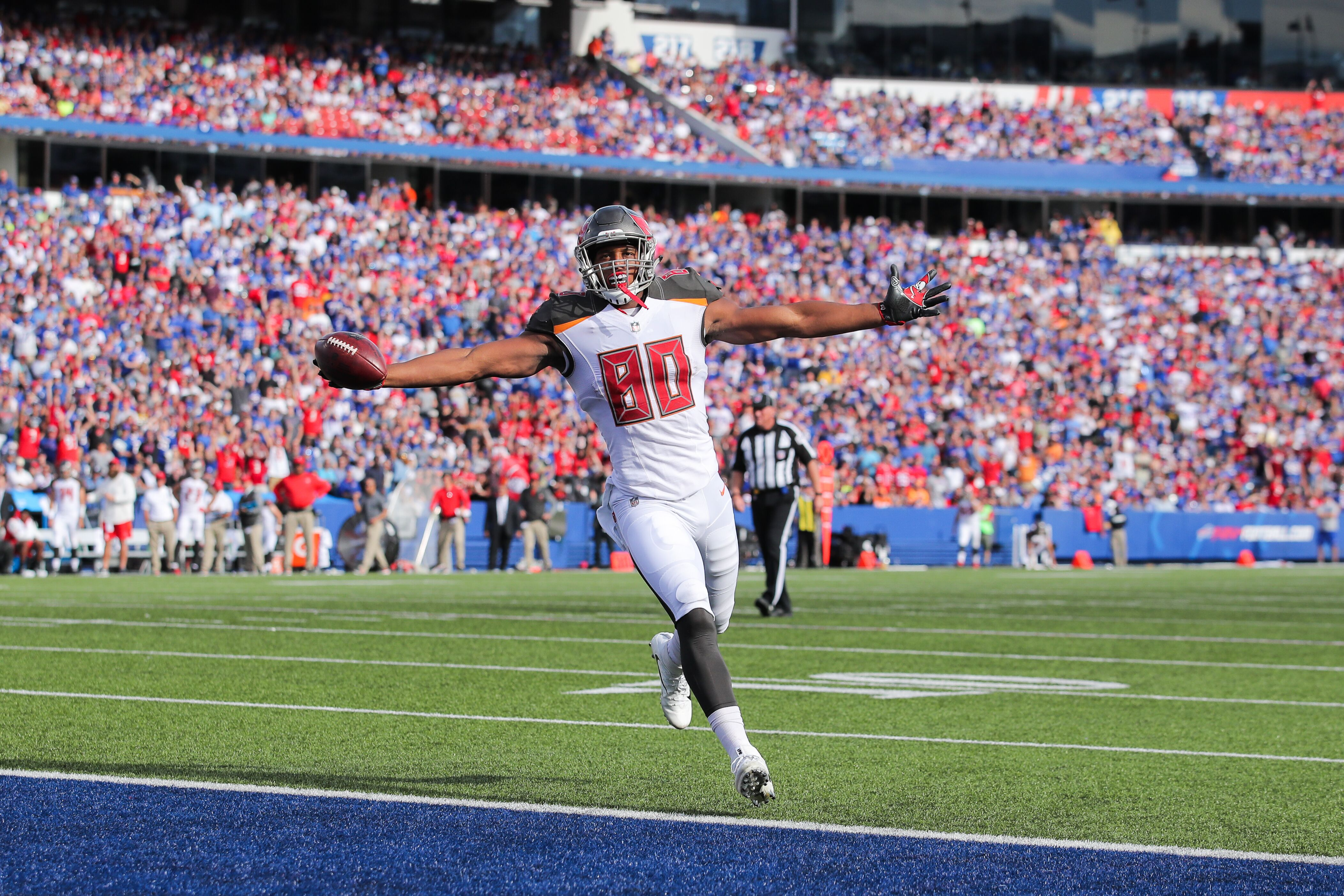 d7ba4f655 Tampa Bay Buccaneers  Second-year Bucs snubbed by Nate Burleson