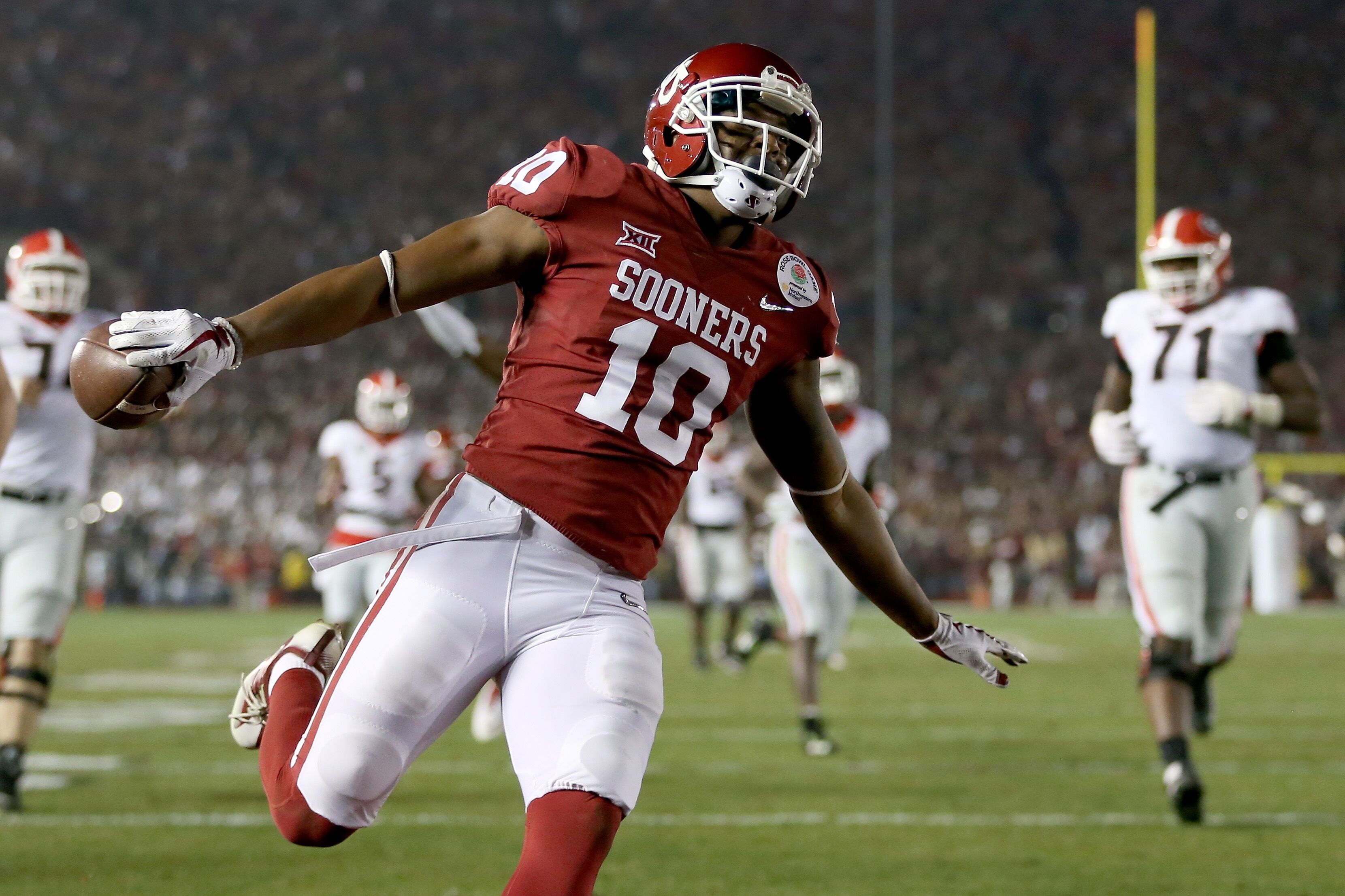 Buccaneers Oklahoma Sooners 2018 Draft Prospects To Watch